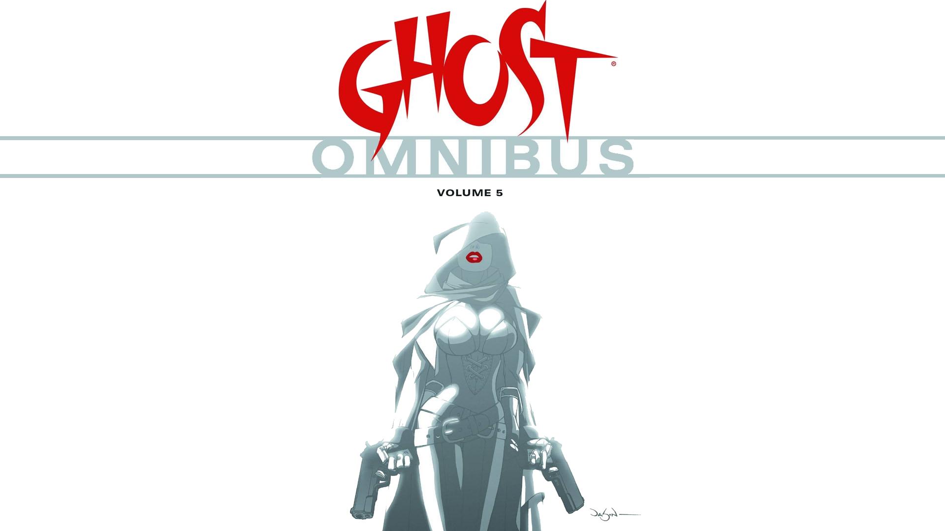 Ghost Dark Horse Comics 1920x1080