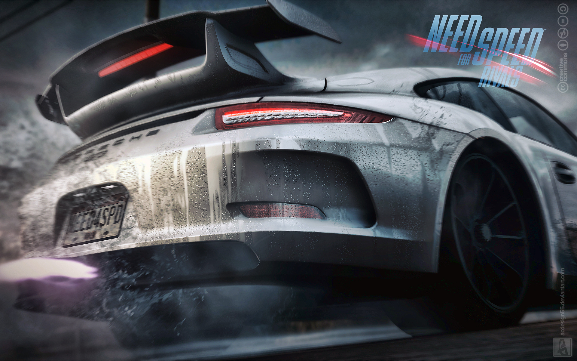 Video Game Need For Speed Rivals 1920x1200