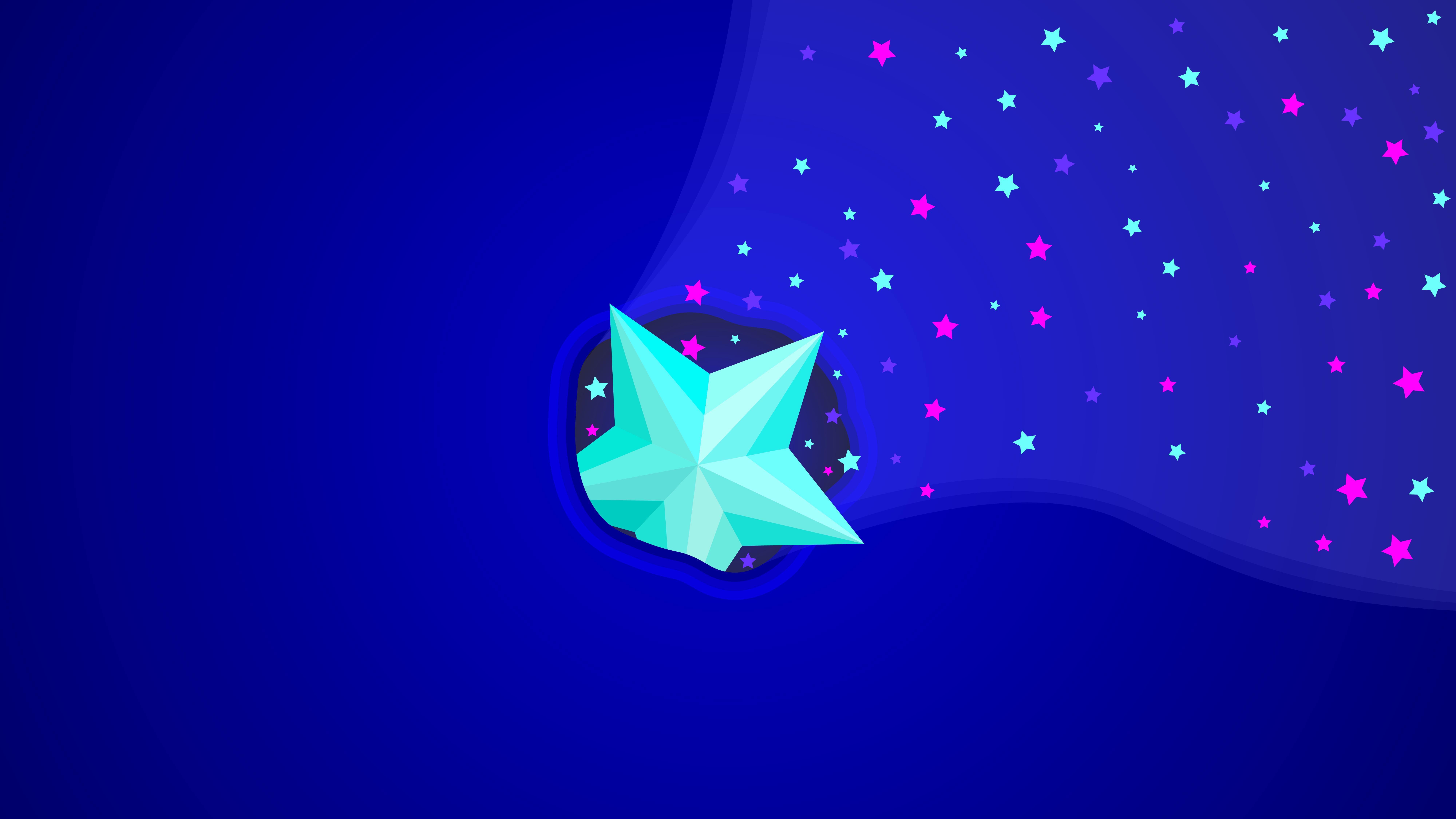 Stars 8000x4500