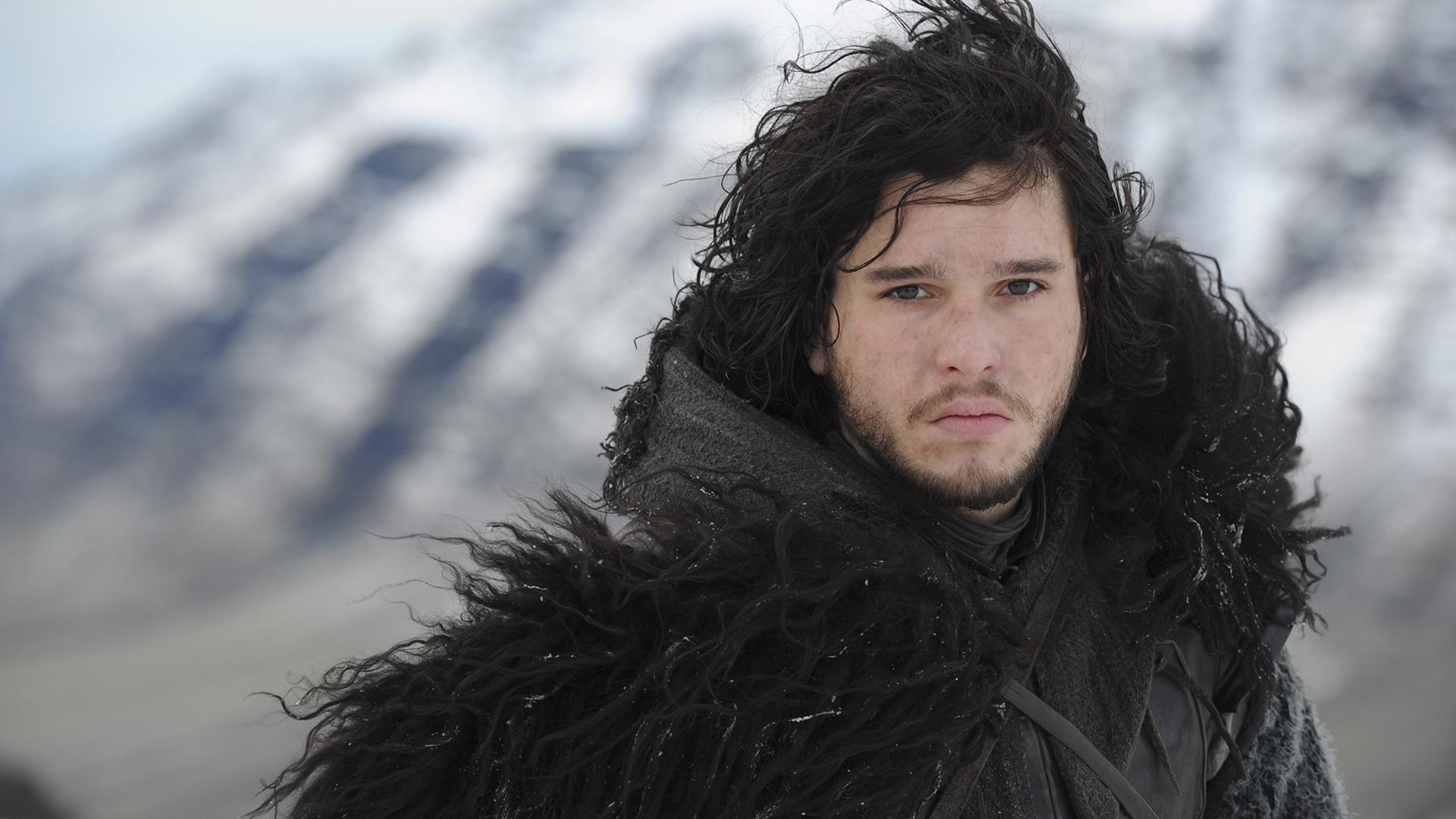 Game Of Thrones Jon Snow Kit Harington 1920x1080