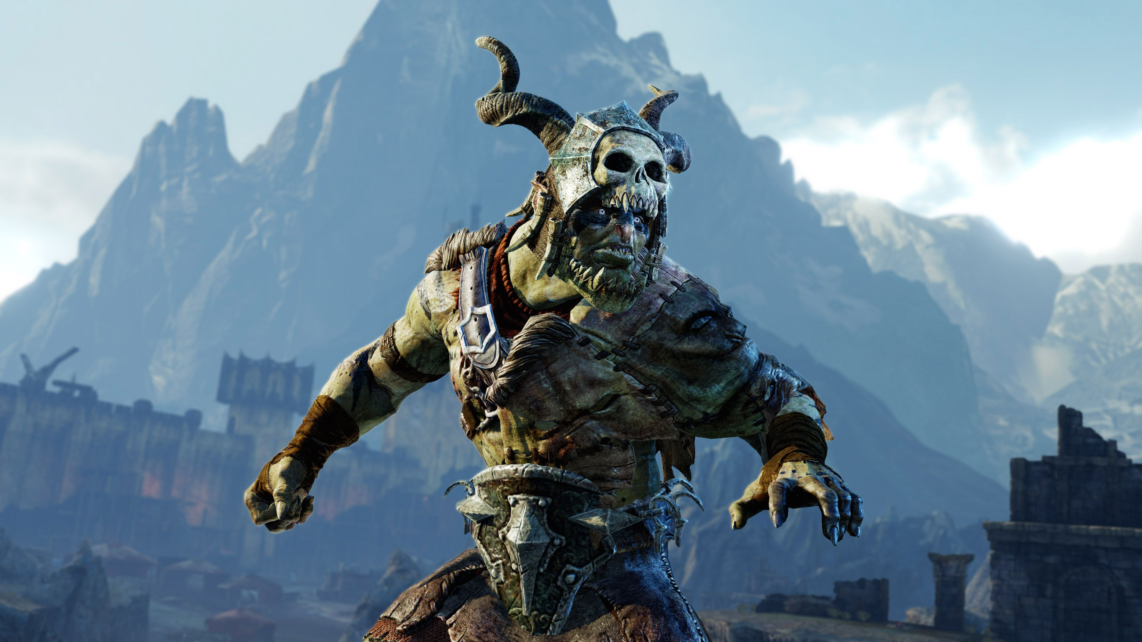 Video Game Middle Earth Shadow Of Mordor 3840x2161