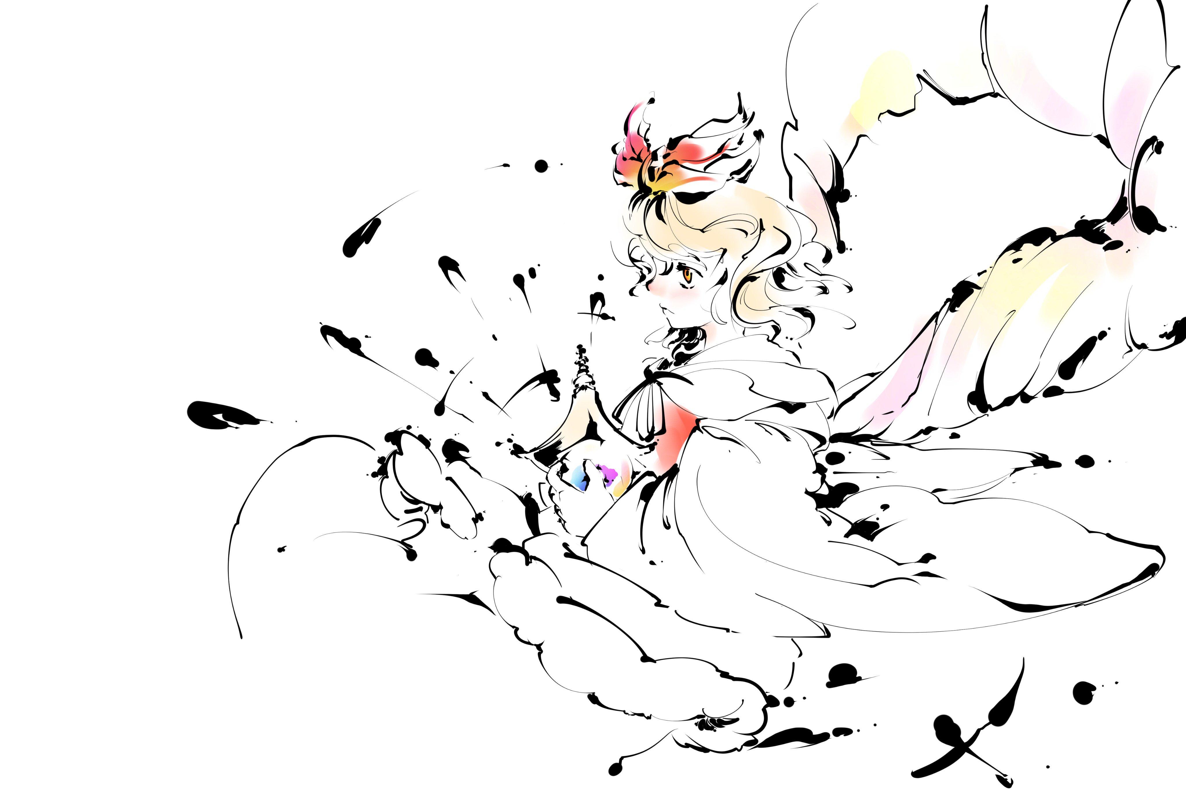 Shou Toramaru 4096x2759