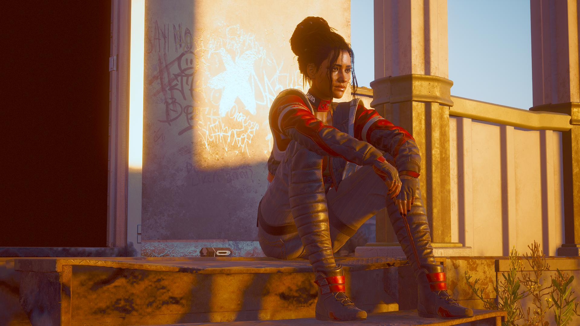 Panam Palmer Judy Alvarez Cyberpunk 2077 Cyberpunk Panam CD Projekt RED 1920x1080