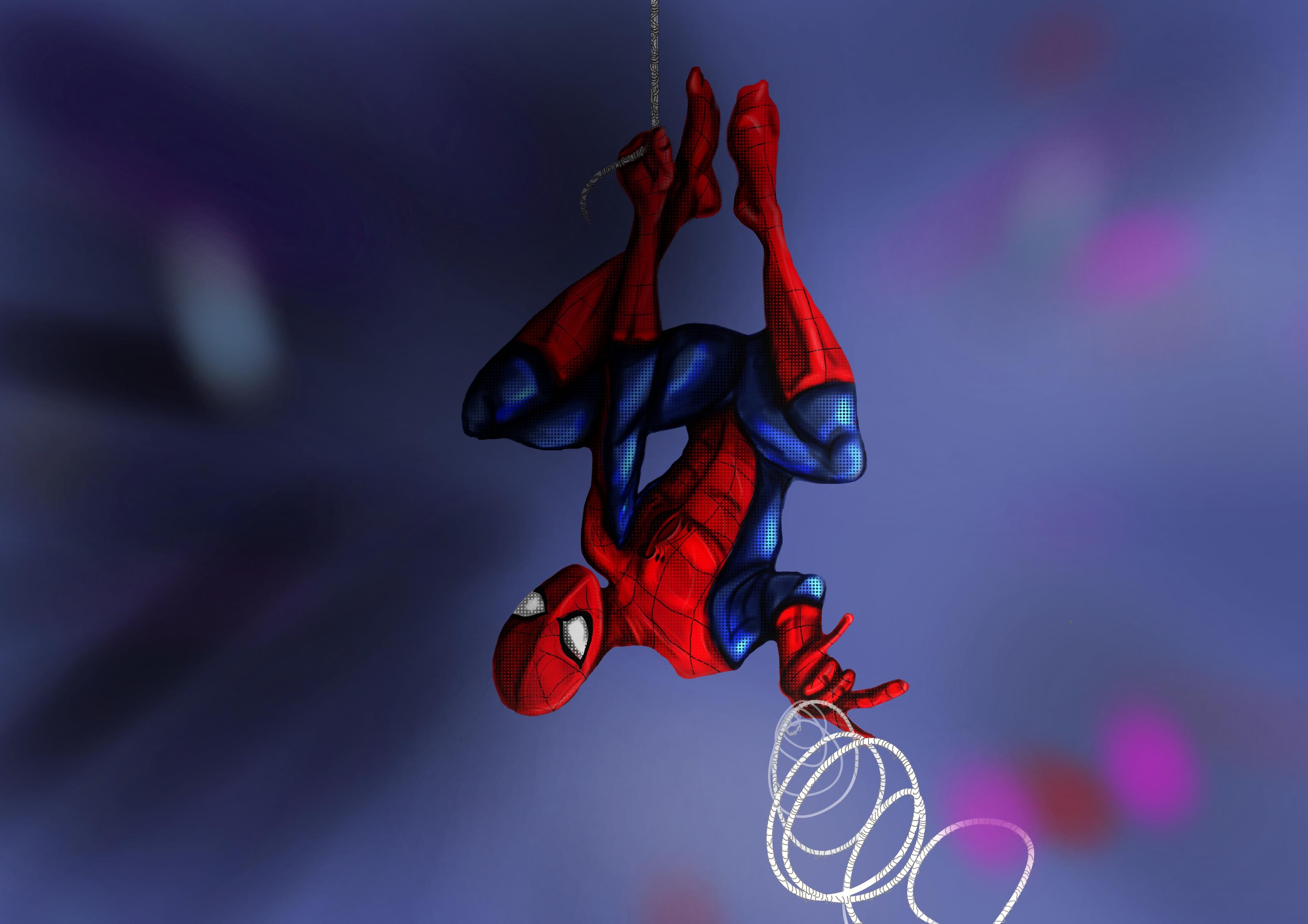 Marvel Comics Spider Man 3508x2480