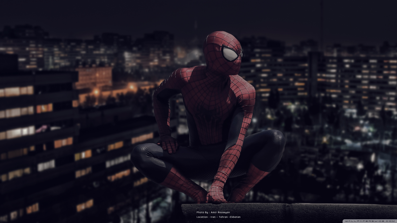 Spider Man 2880x1620