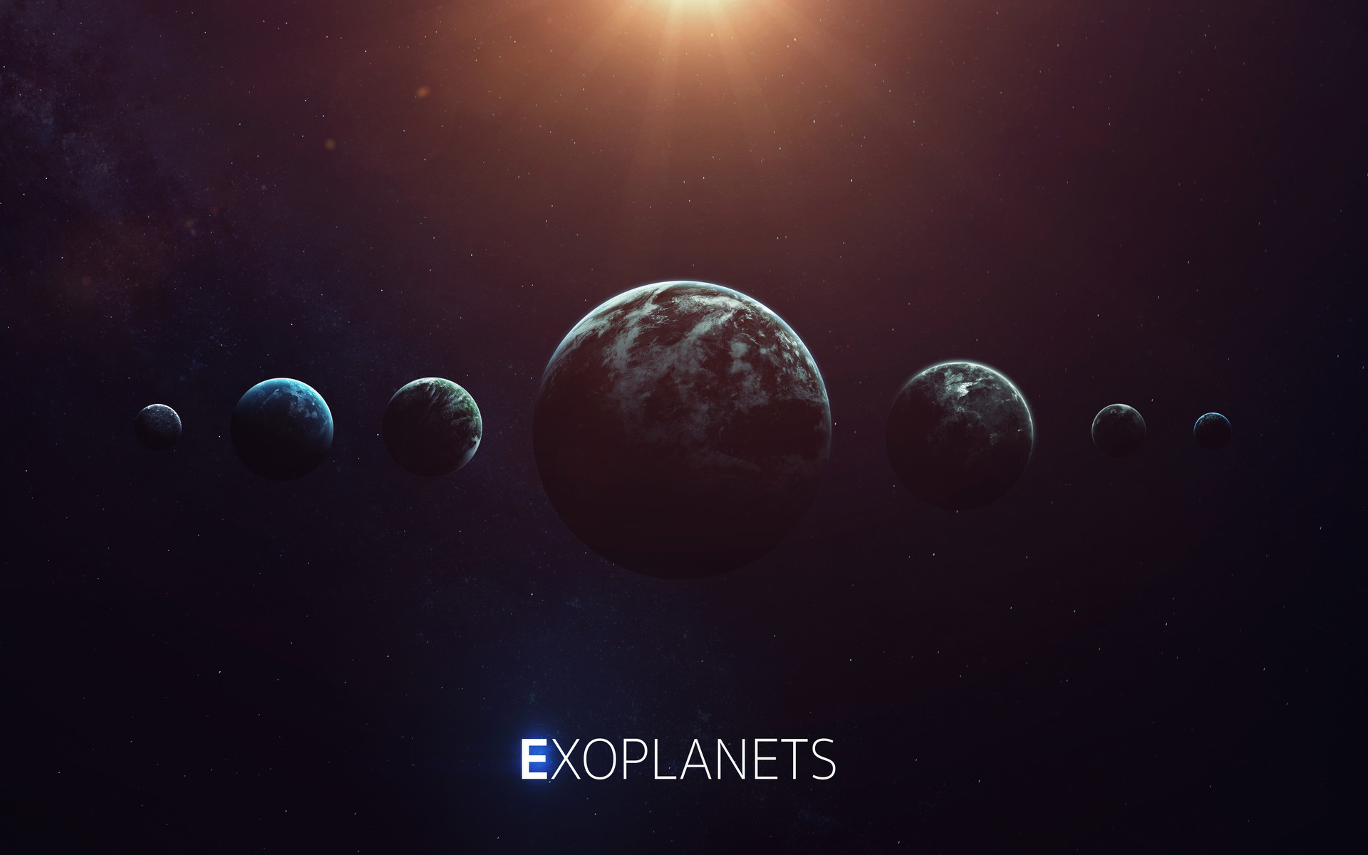 Sci Fi Planets 1920x1200
