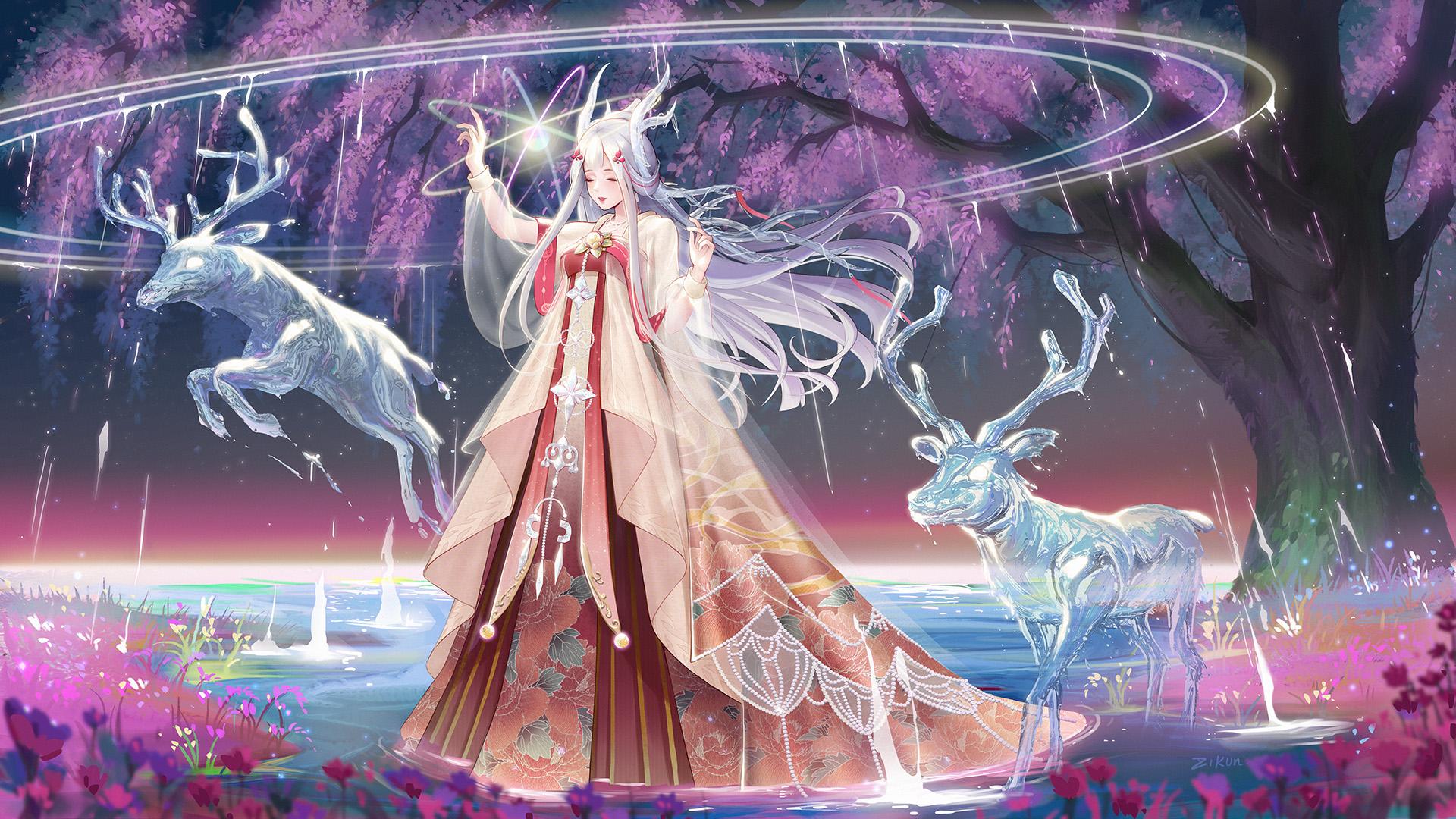 Fantasy Shining Nikki 1920x1080