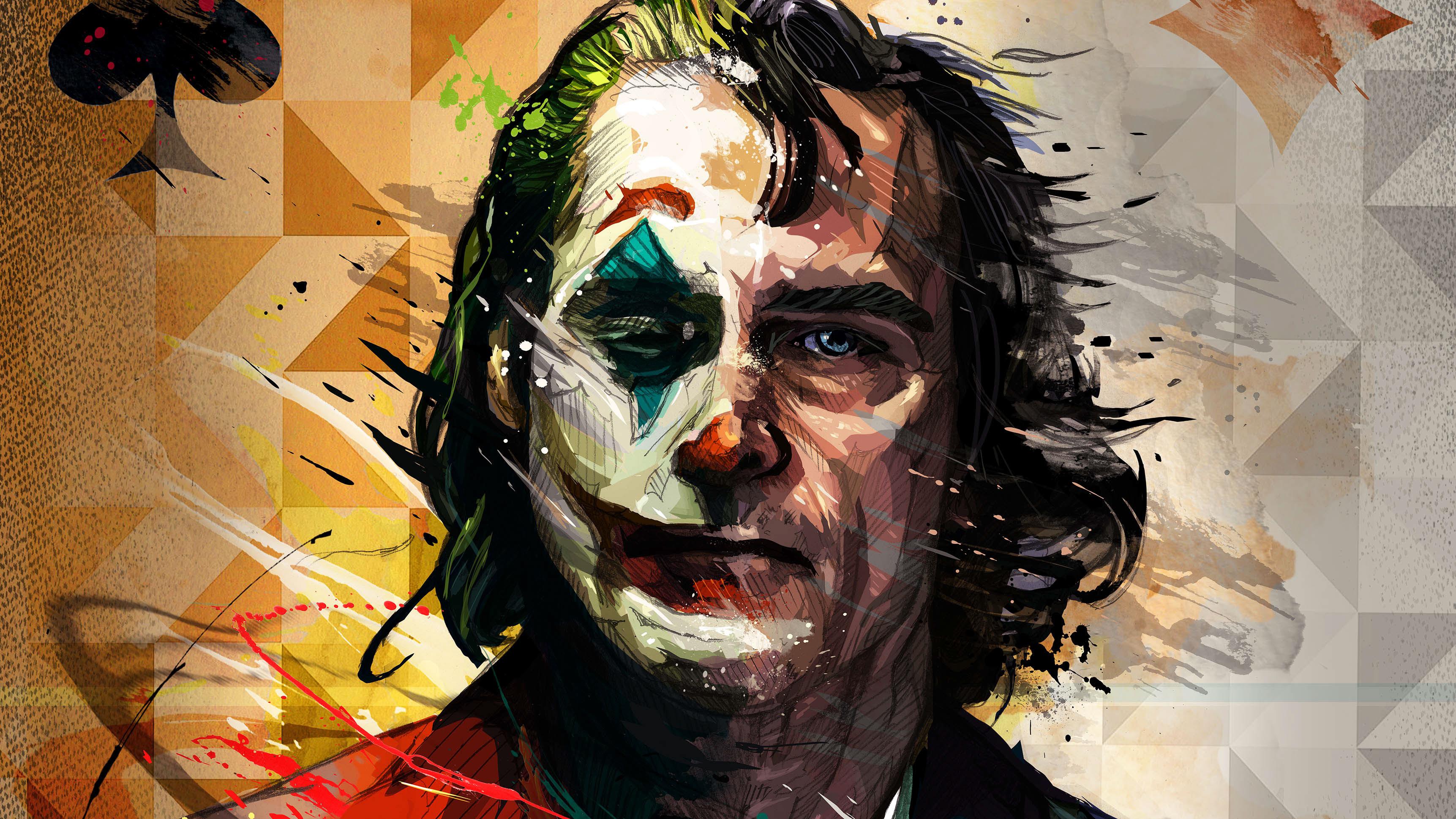 Dc Comics Joaquin Phoenix Joker 3446x1938