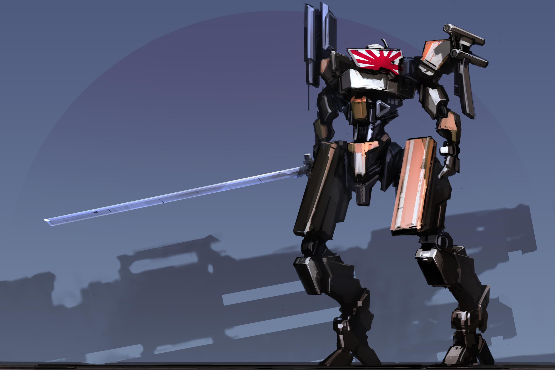 Robot Sword 3000x2000
