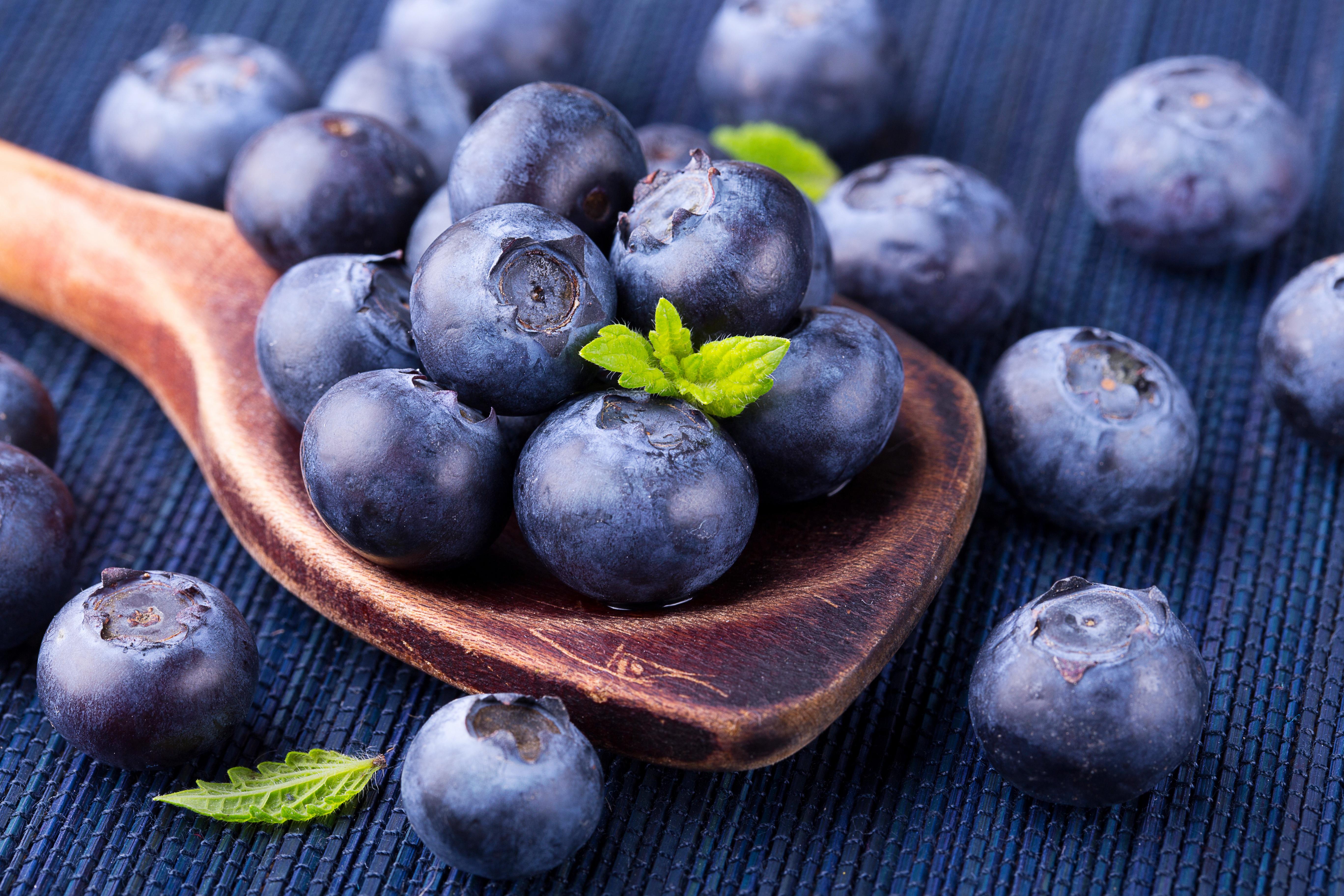 Berry Blueberry Fruit 5472x3648