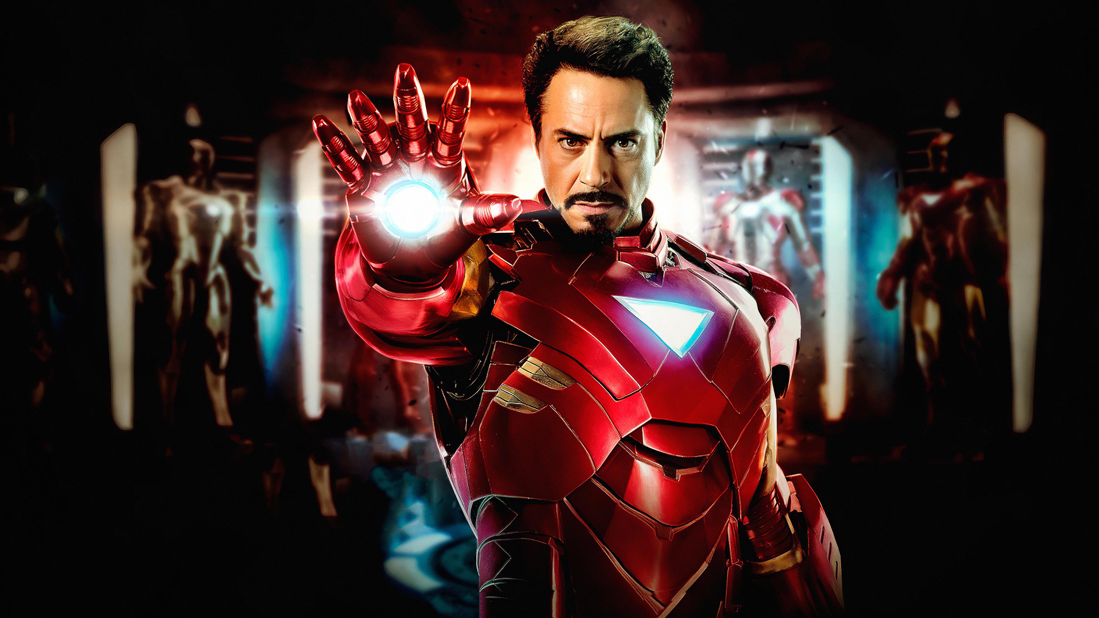 Iron Man Iron Man 3 Robert Downey Jr 3840x2160