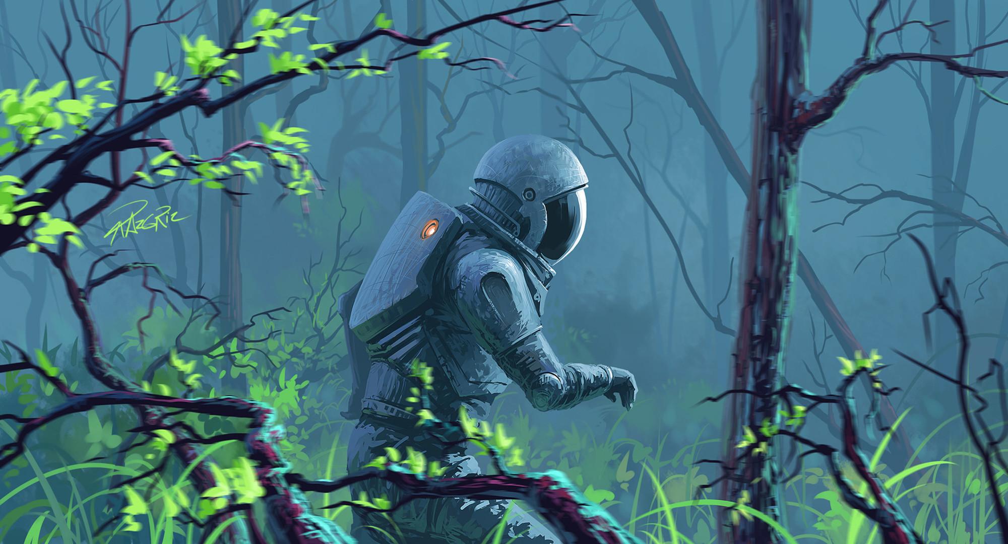 Astronaut 2000x1080