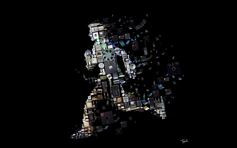 Technology Artistic 2880x1800