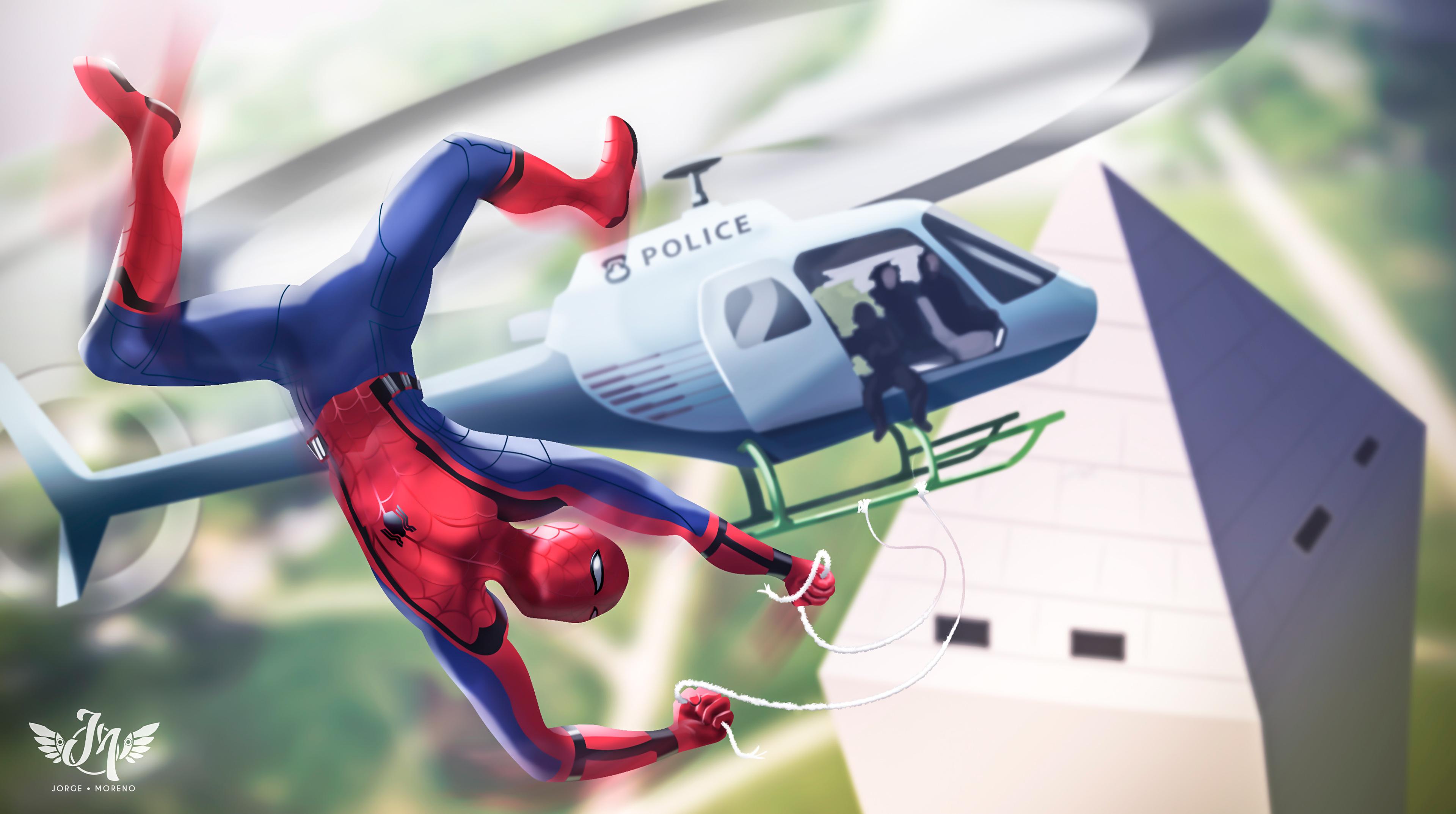 Marvel Comics Spider Man 3840x2146