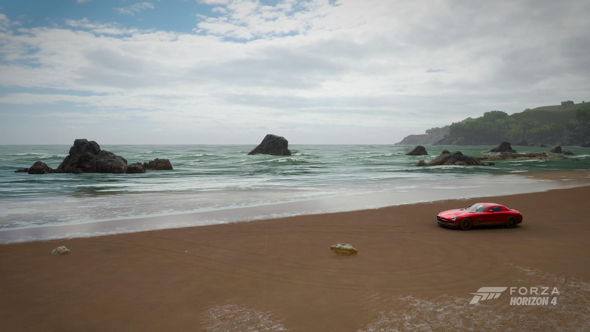 Forza Horizon 4 Forza Car England Scotland 1920x1080