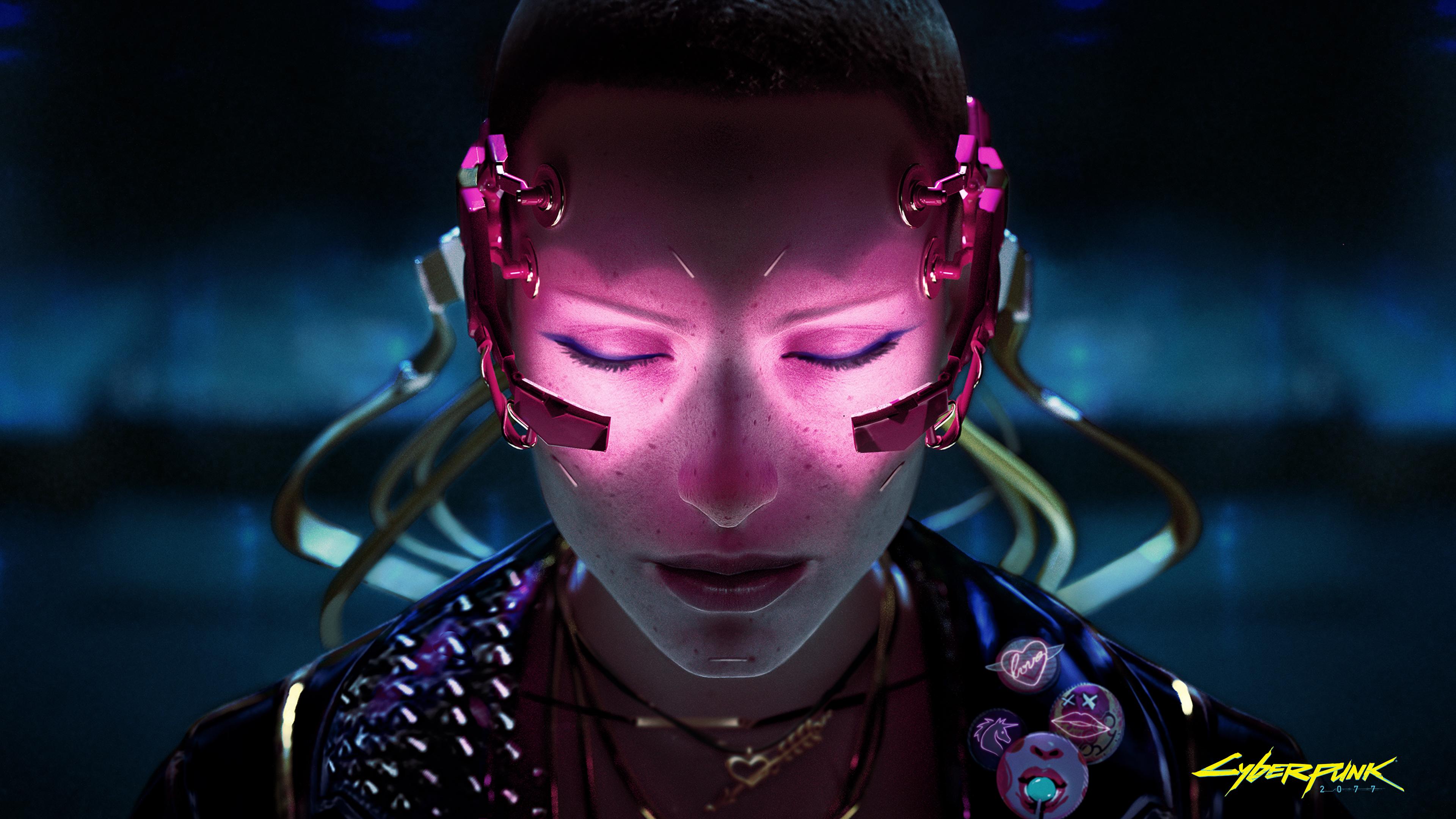 Cyberpunk 2077 3840x2160