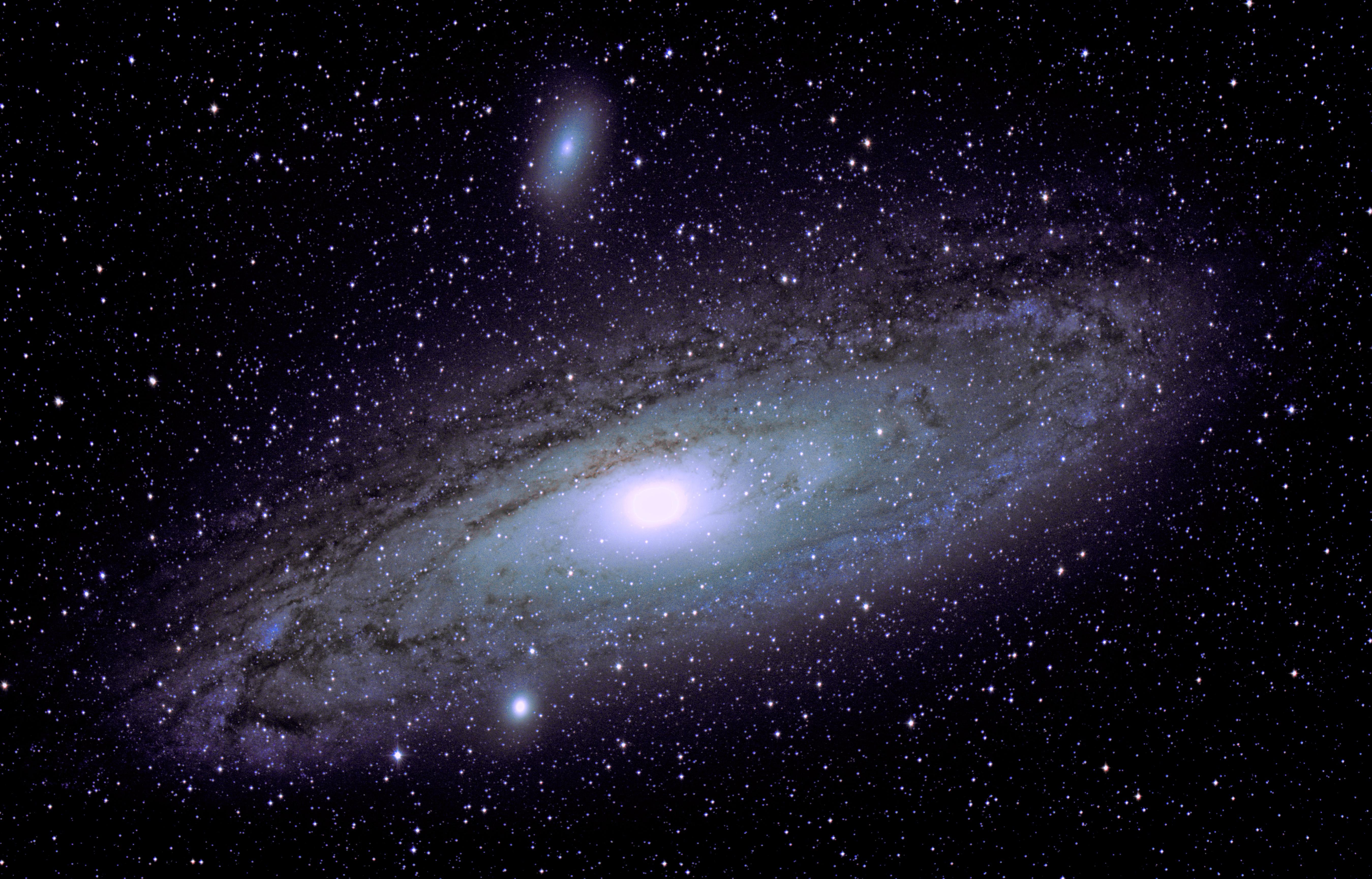 Galaxy Space Stars 5398x3456