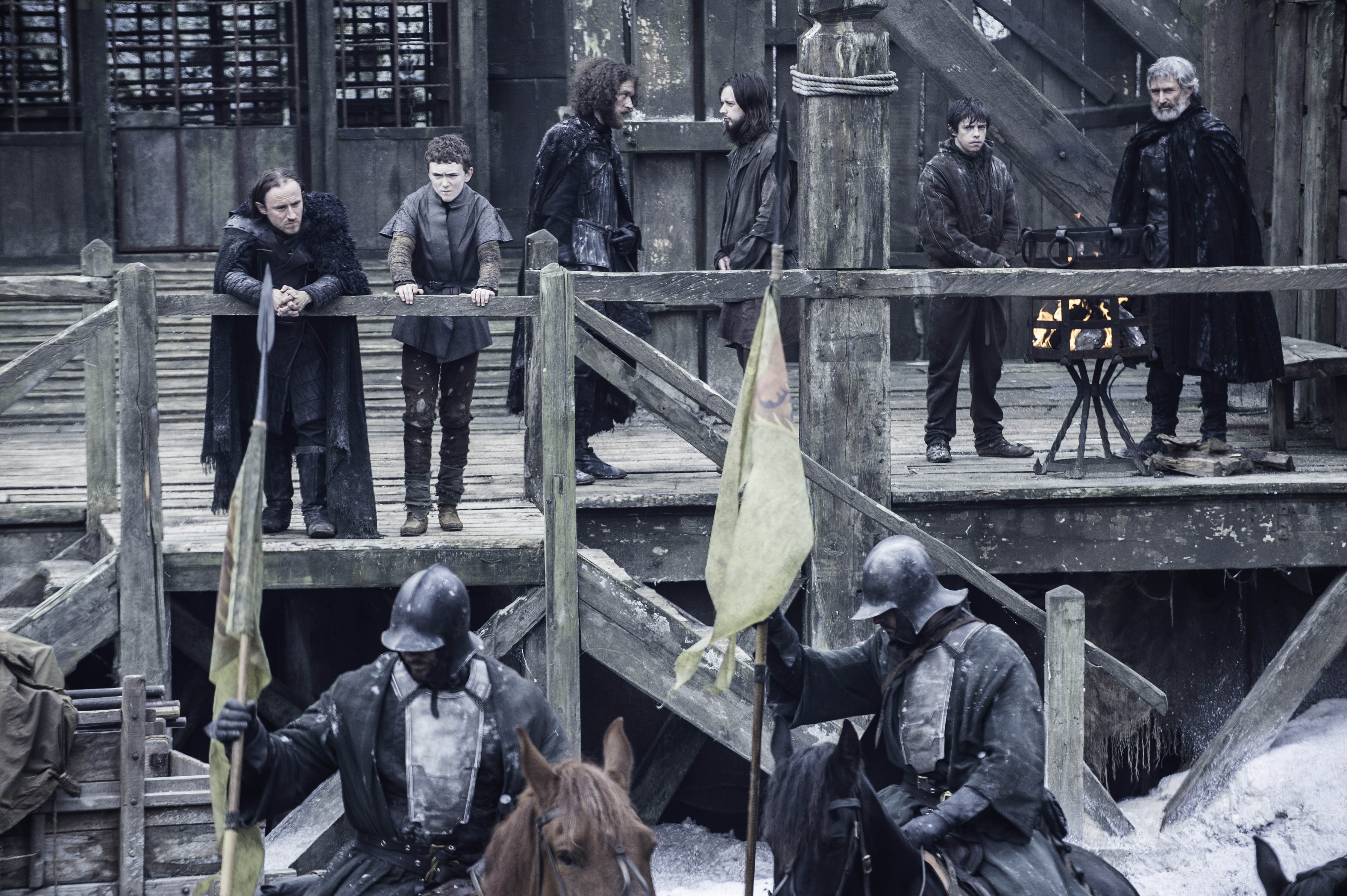 Brenock O 039 Connor Eddison Tollett Game Of Thrones Night 039 S Watch Game Of Thrones Olly Game Of  4500x2995