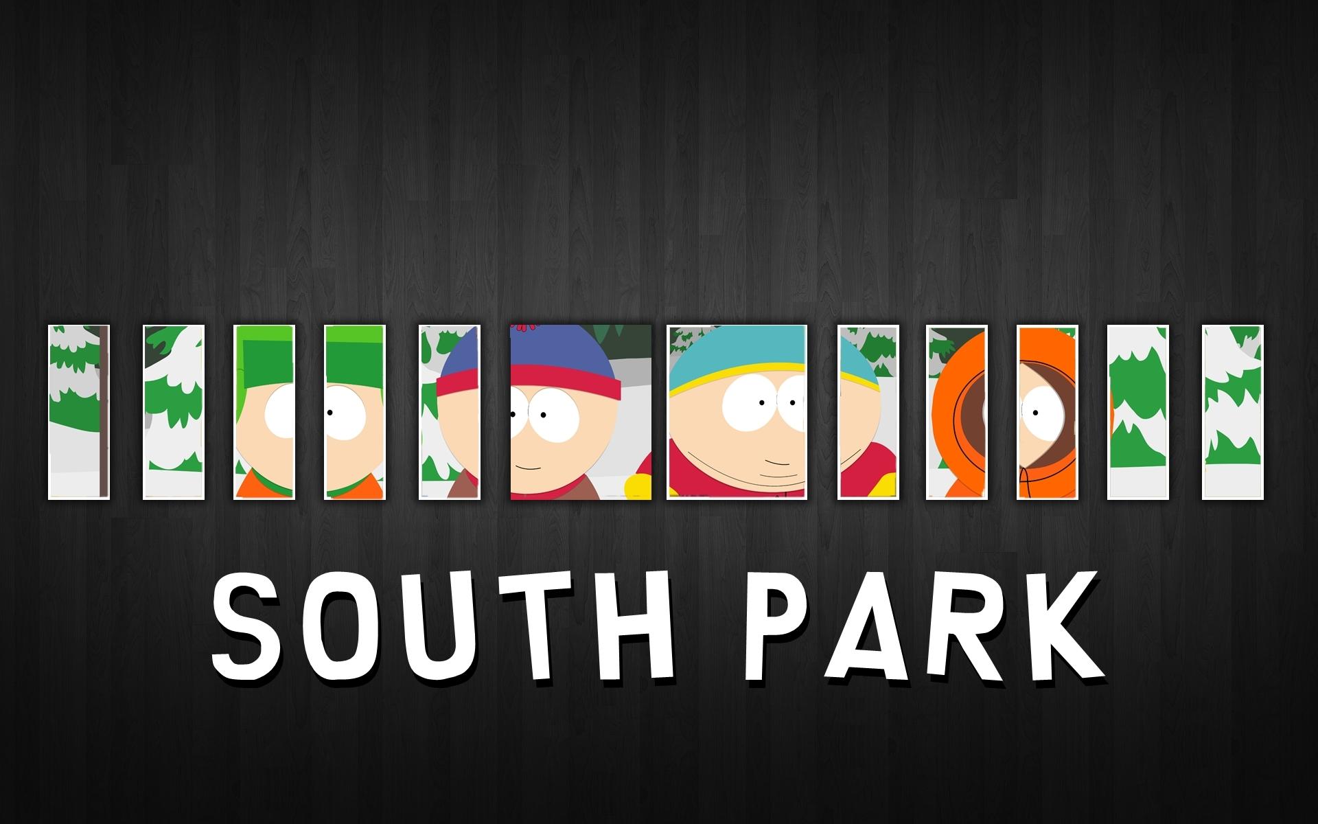Eric Cartman Kenny Mccormick Kyle Broflovski South Park Stan Marsh 1920x1200
