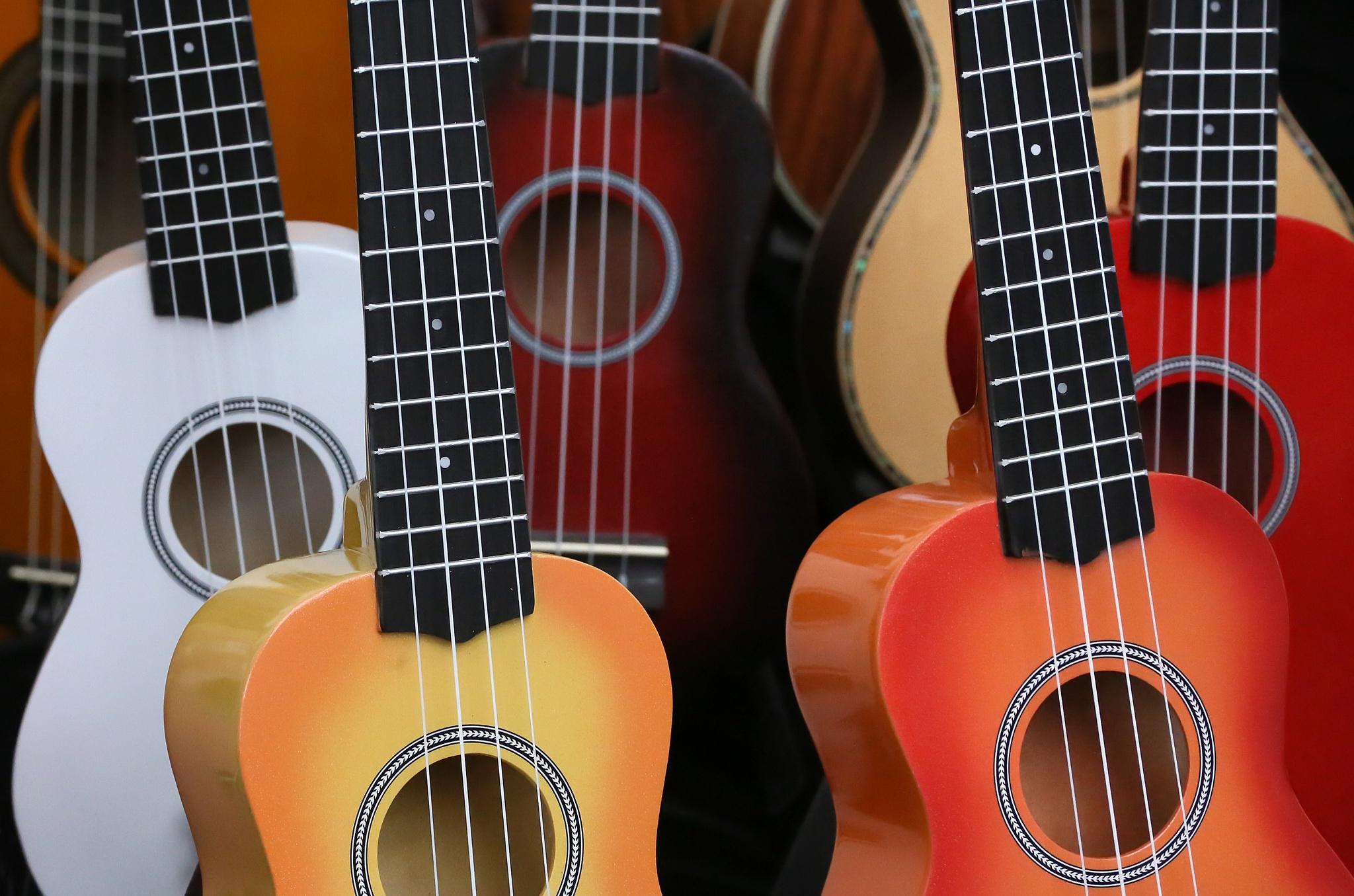 Guitar Instrument 2048x1355