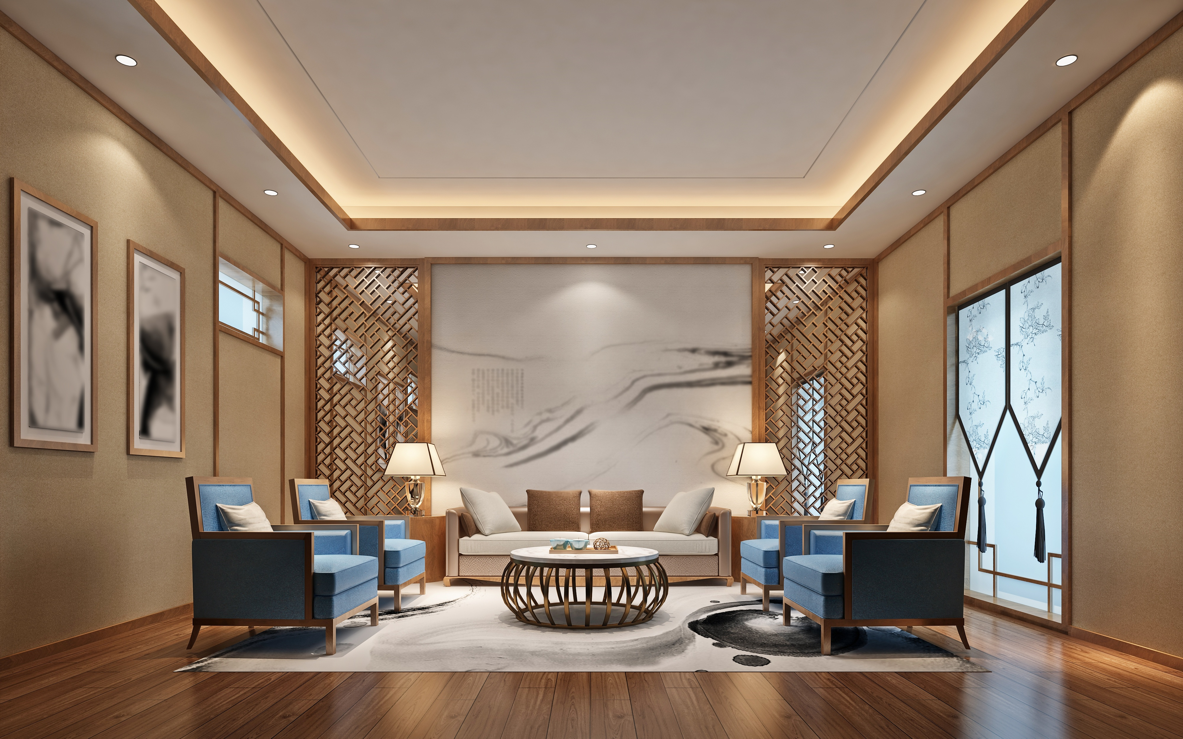 Furniture Living Room Room Sofa 4000x2500