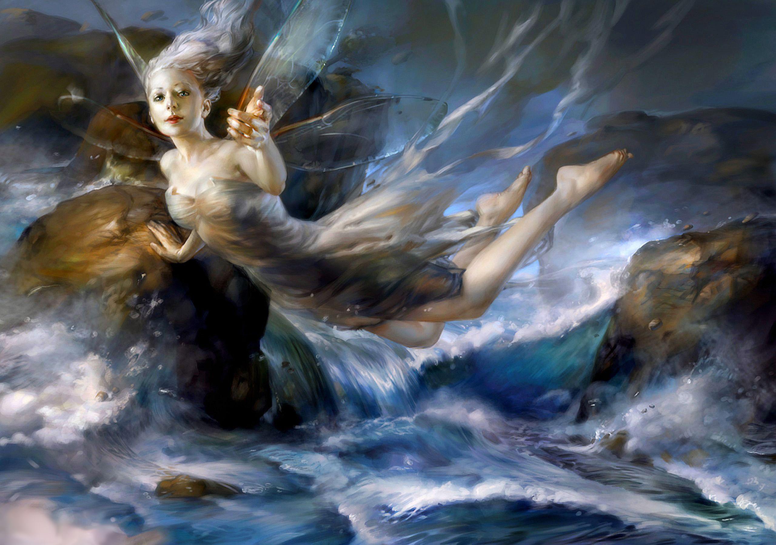 Fantasy Fairy 2560x1800