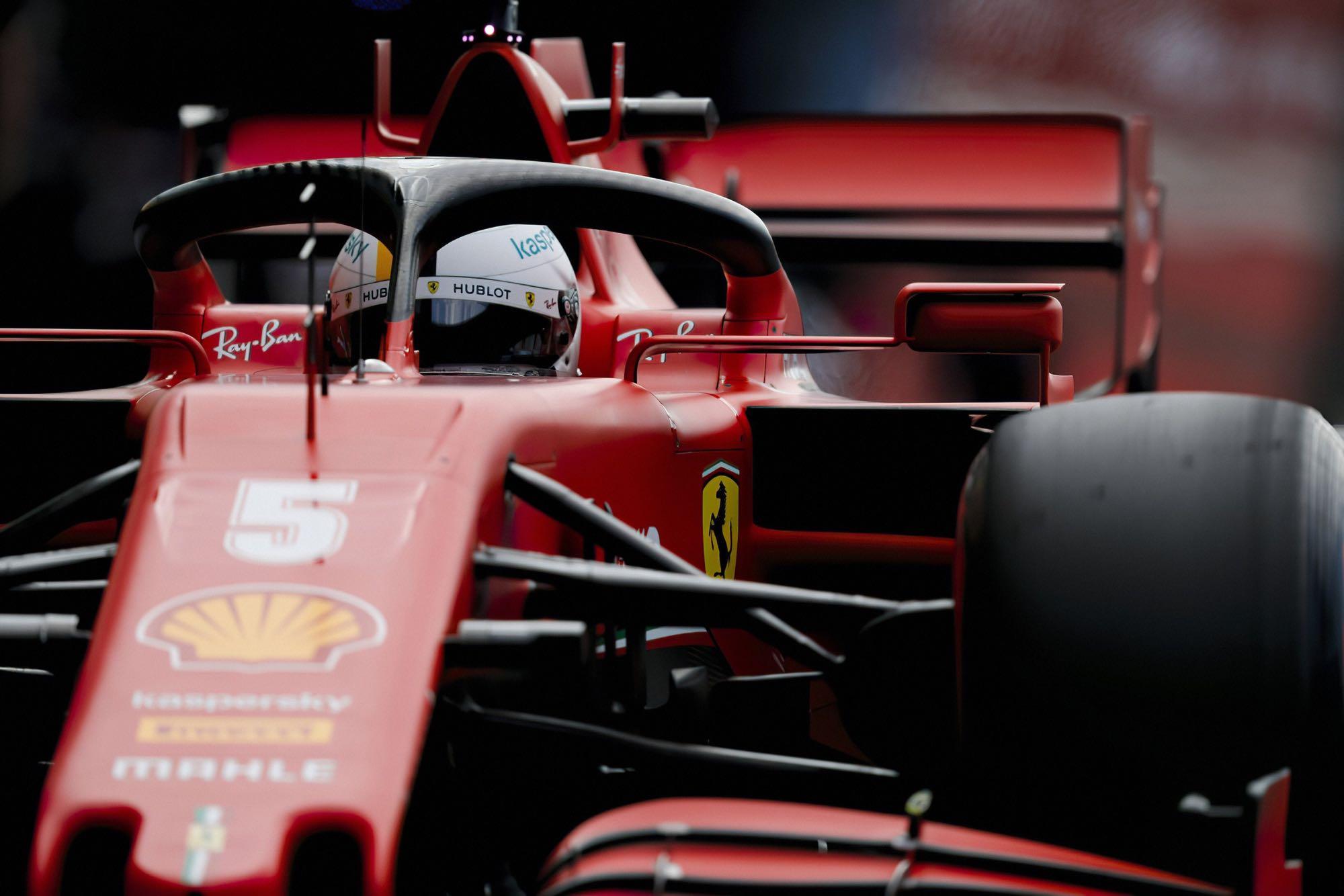 Sebastian Vettel Ferrari F1 Formula 1 Race Tracks Wallpaper Resolution 2000x1334 Id 1143194 Wallha Com
