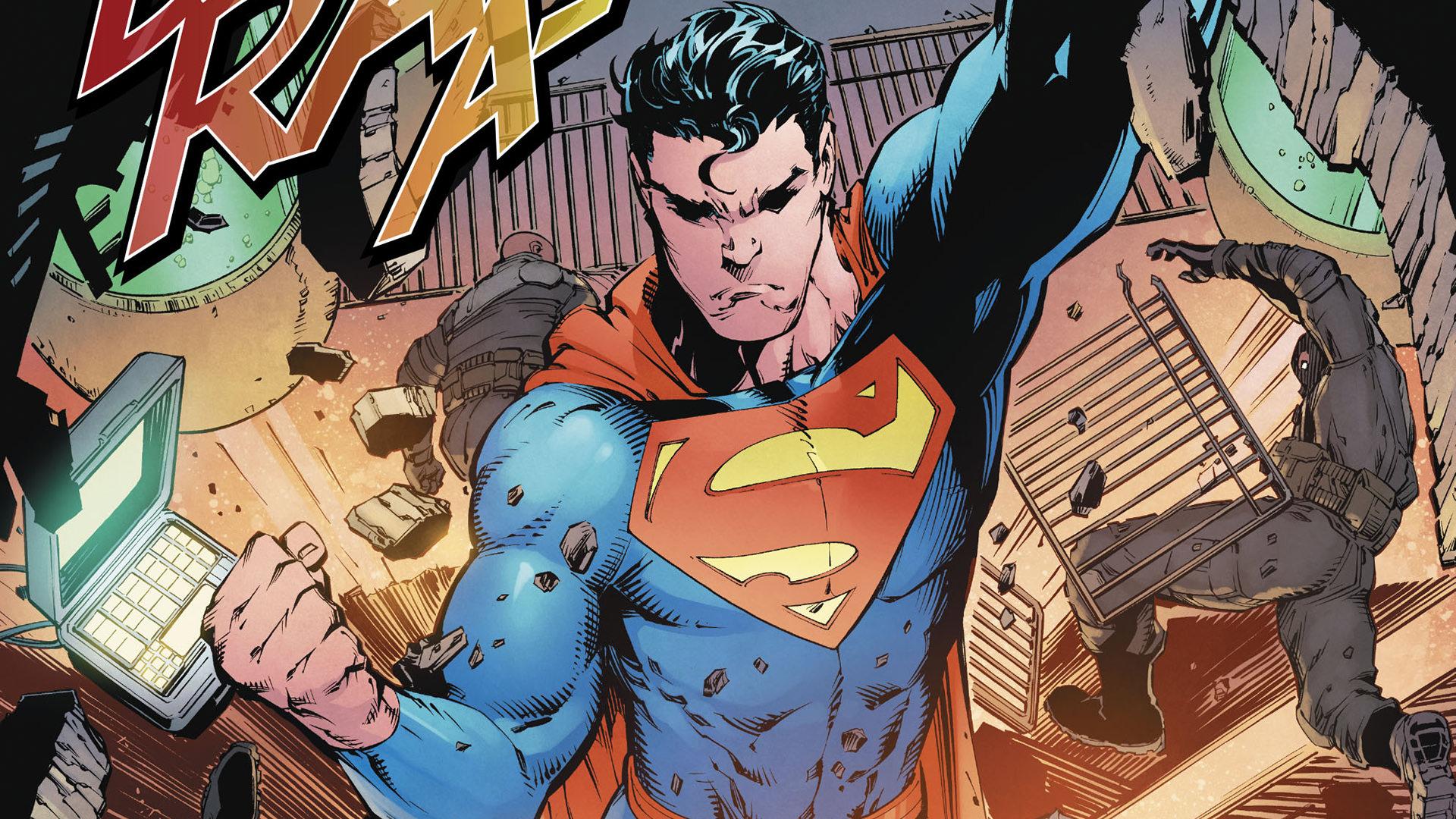 Dc Comics Superman 1920x1080