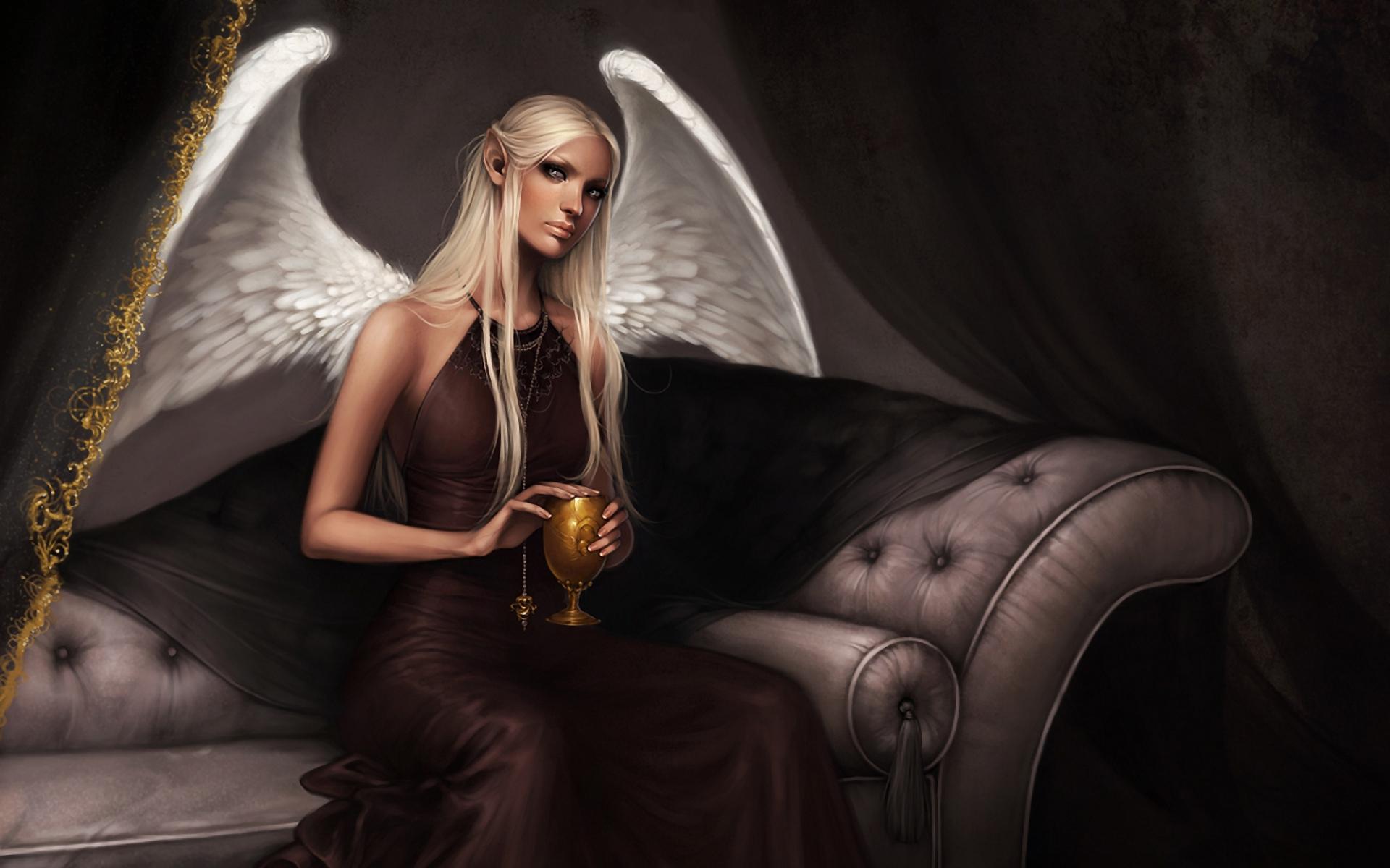 Fantasy Angel 1920x1200