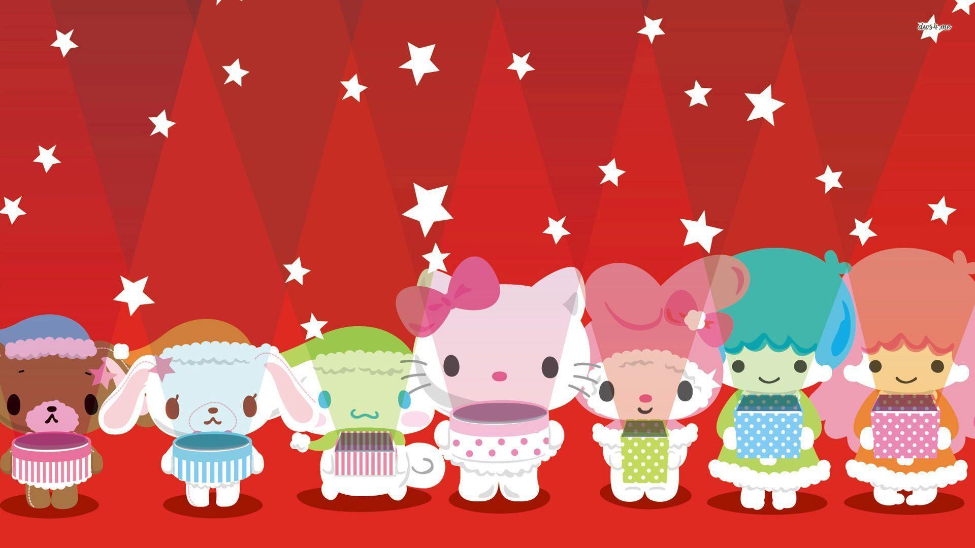 Hello Kitty 1920x1080