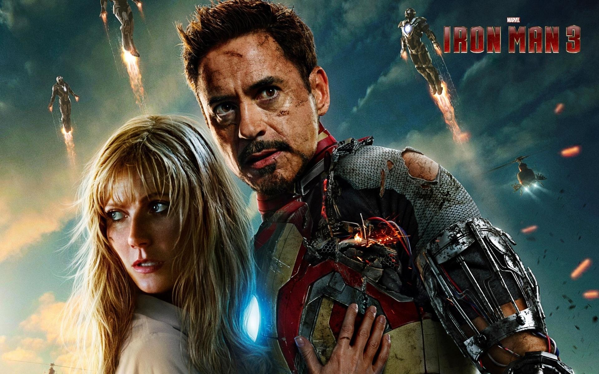 Movie Iron Man 3 1920x1200