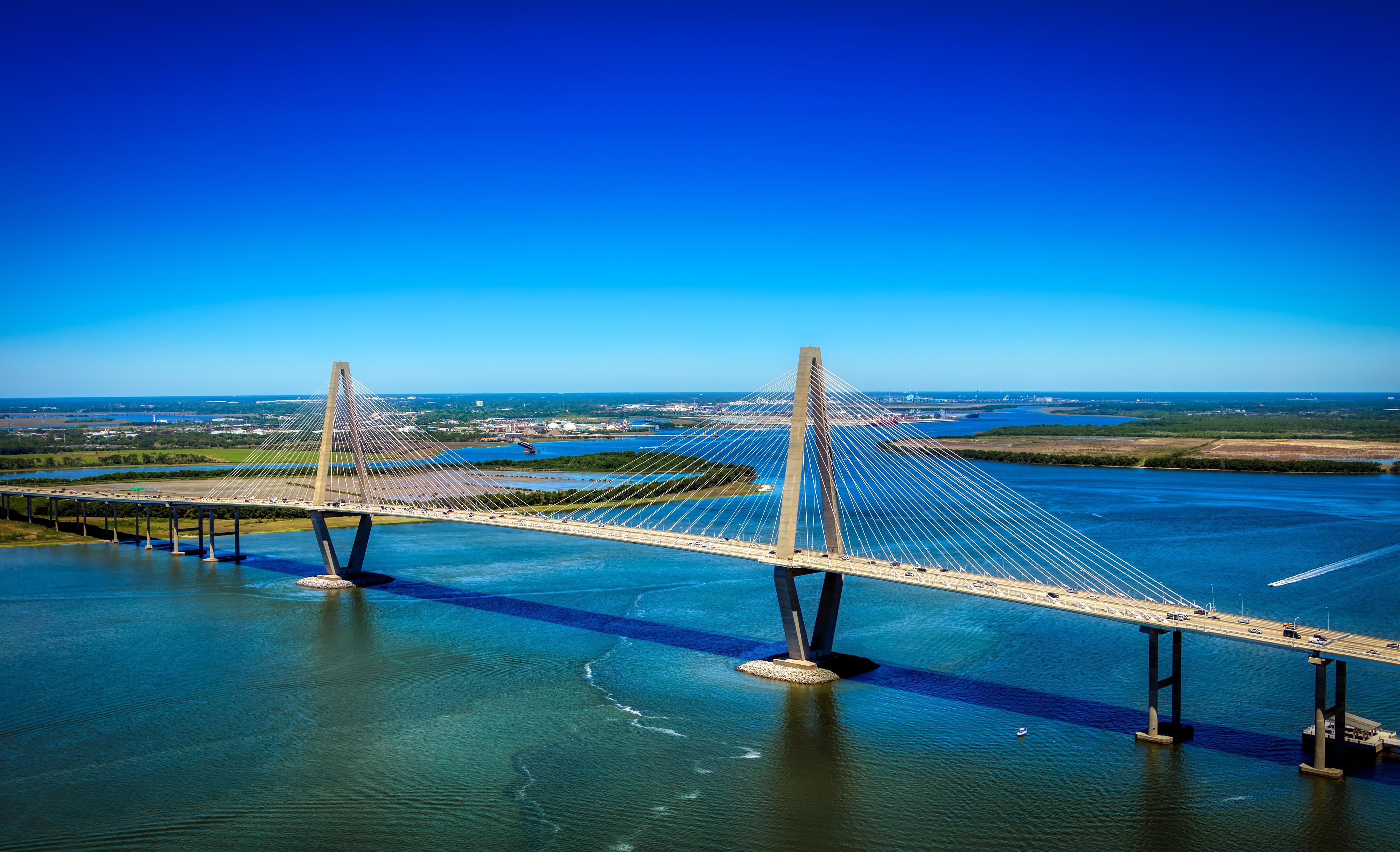 Bridge River Usa 4000x2436