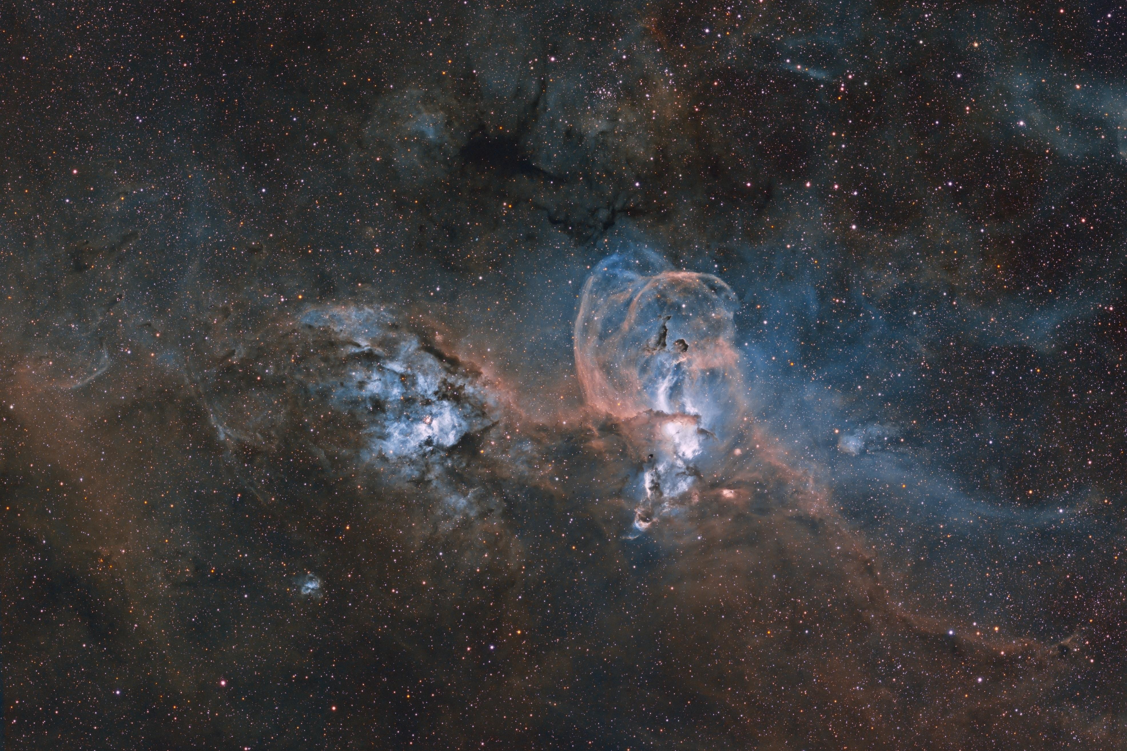Nebula Space Stars 3942x2628