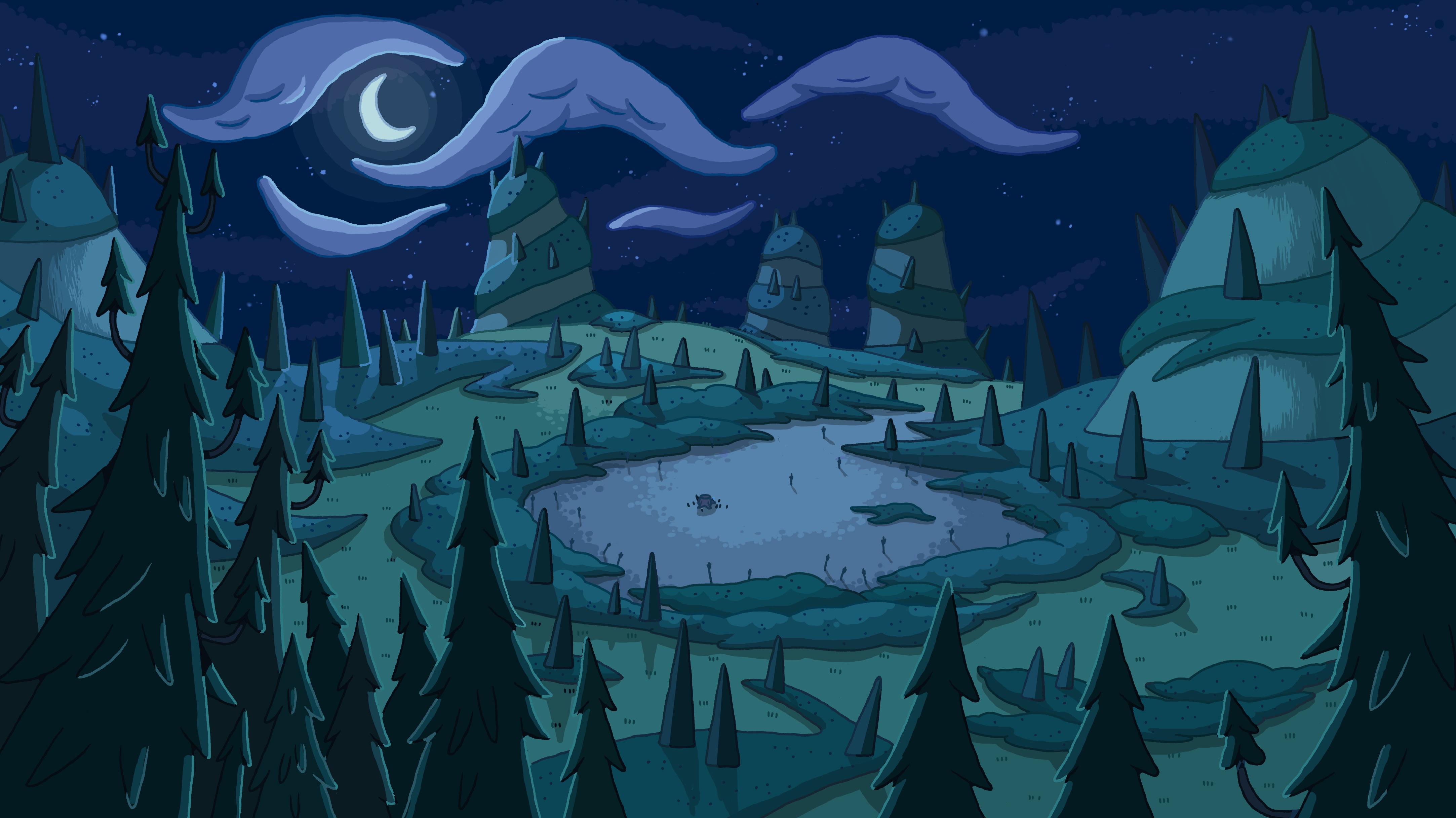 Adventure Time 4331x2432
