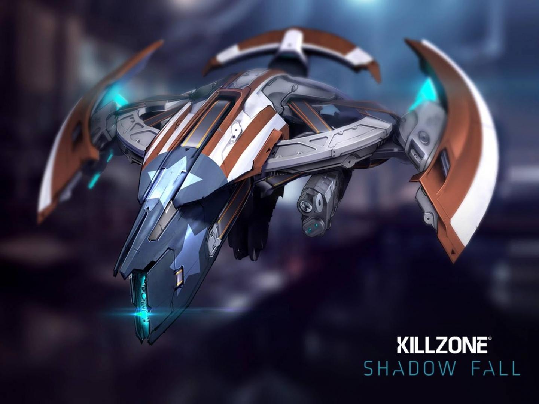 Video Game Killzone Shadow Fall 1440x1080