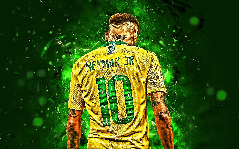 Brazilian Footballer Neymar Soccer 2880x1800