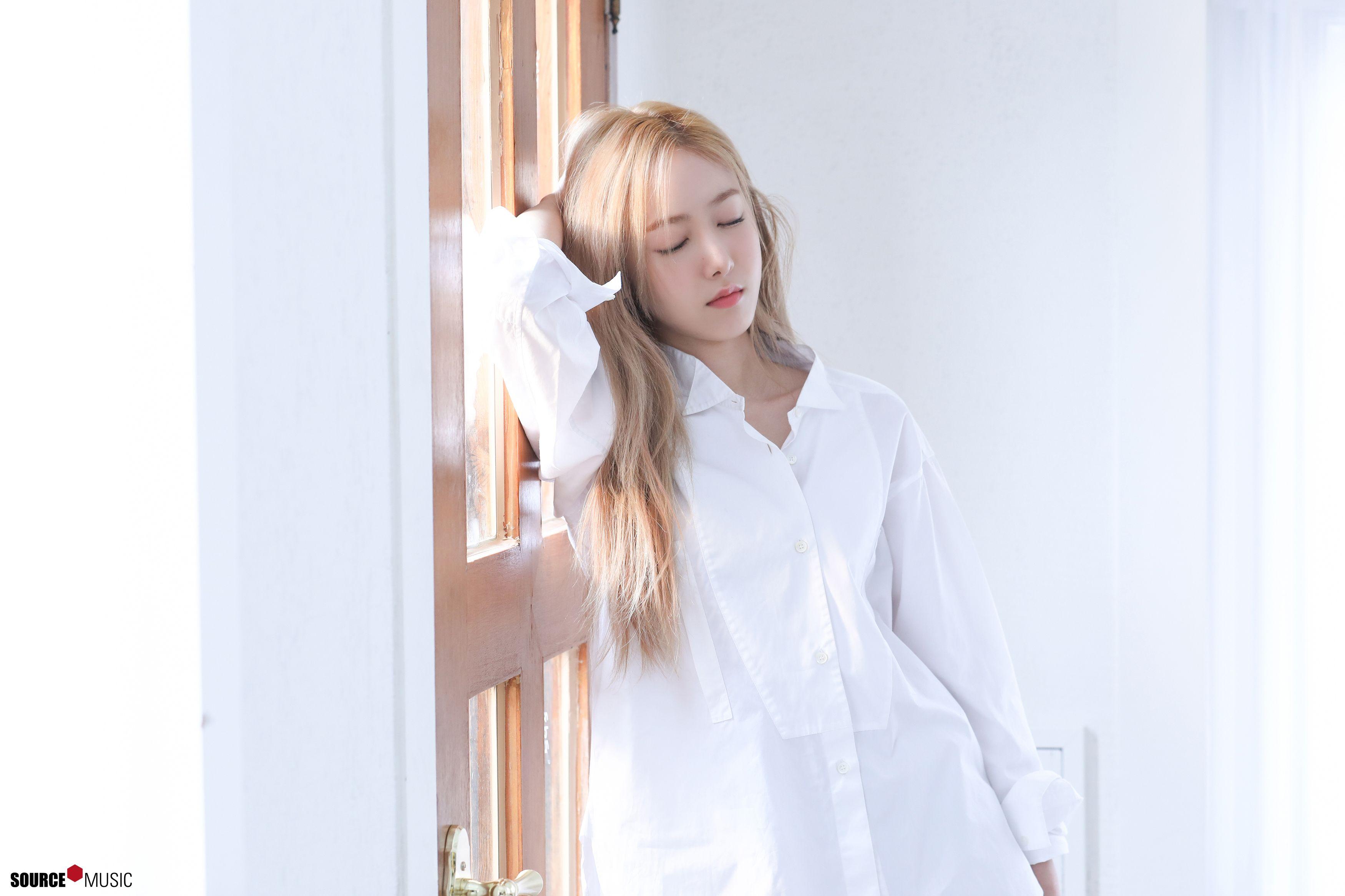 SinB Gfriend K Pop Singer Korean Women 3500x2333