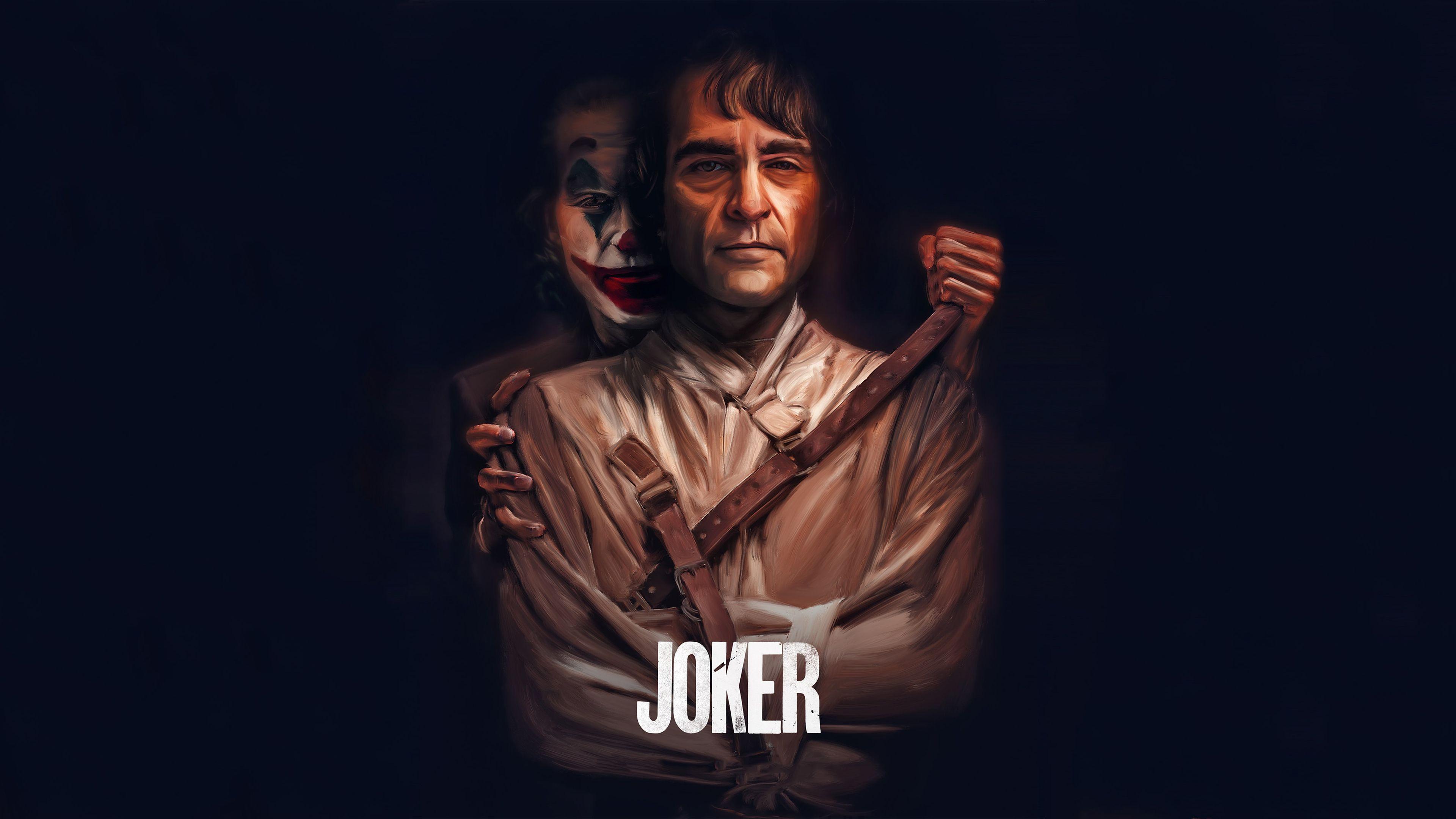 Dc Comics Joaquin Phoenix Joker 3840x2160