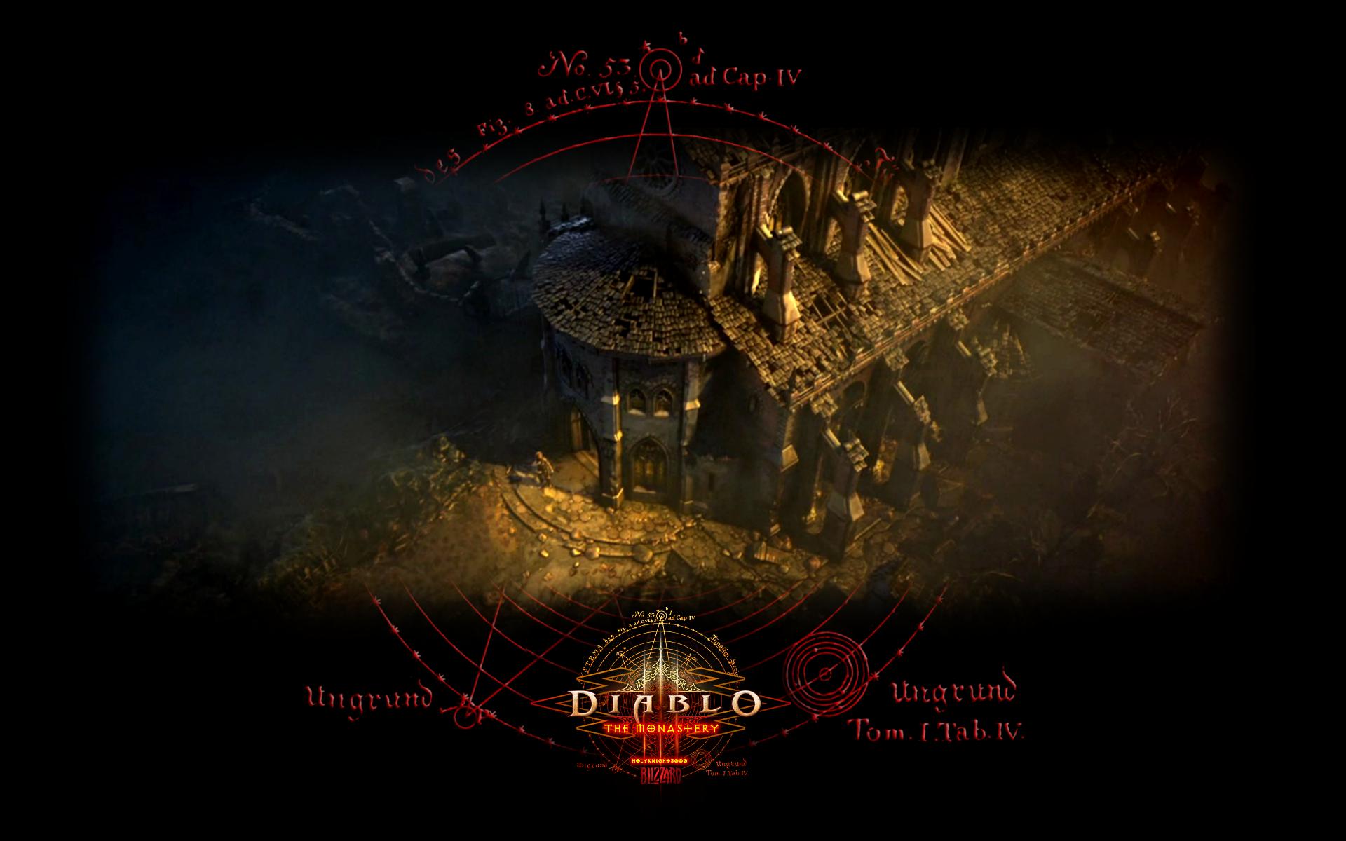 Video Game Diablo Iii 1920x1200