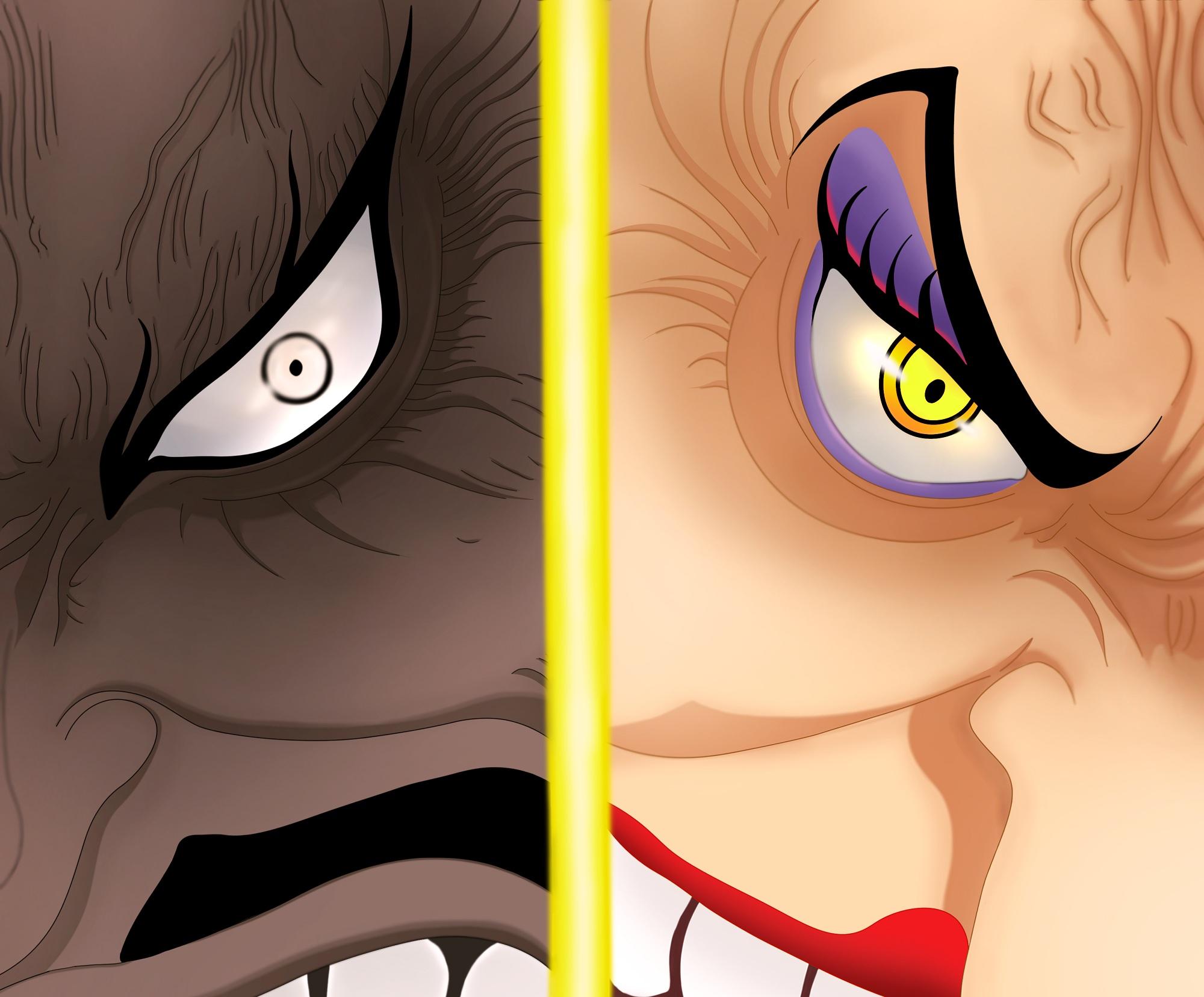 Charlotte Linlin Kaido One Piece 2000x1656