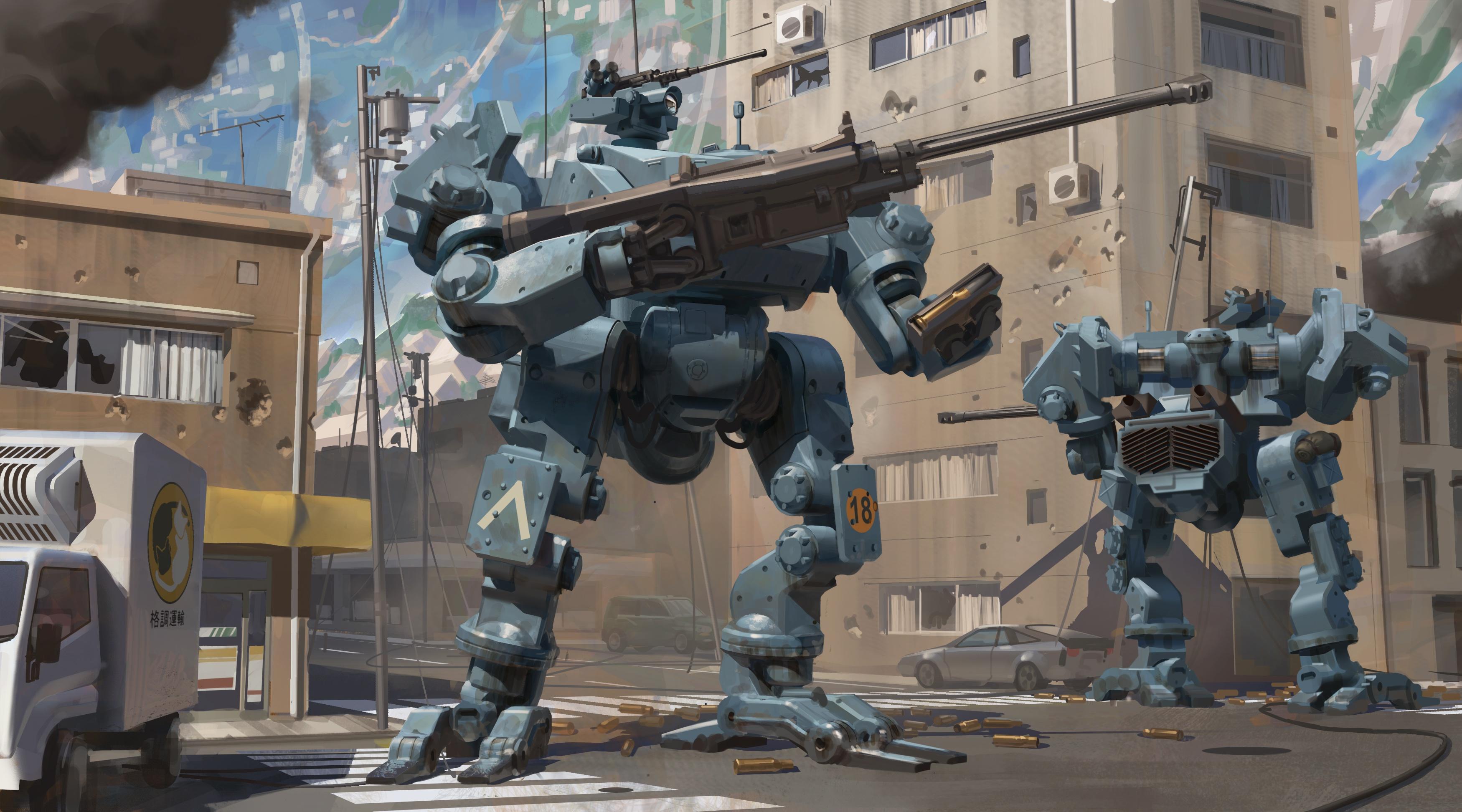 Robot 3500x1945
