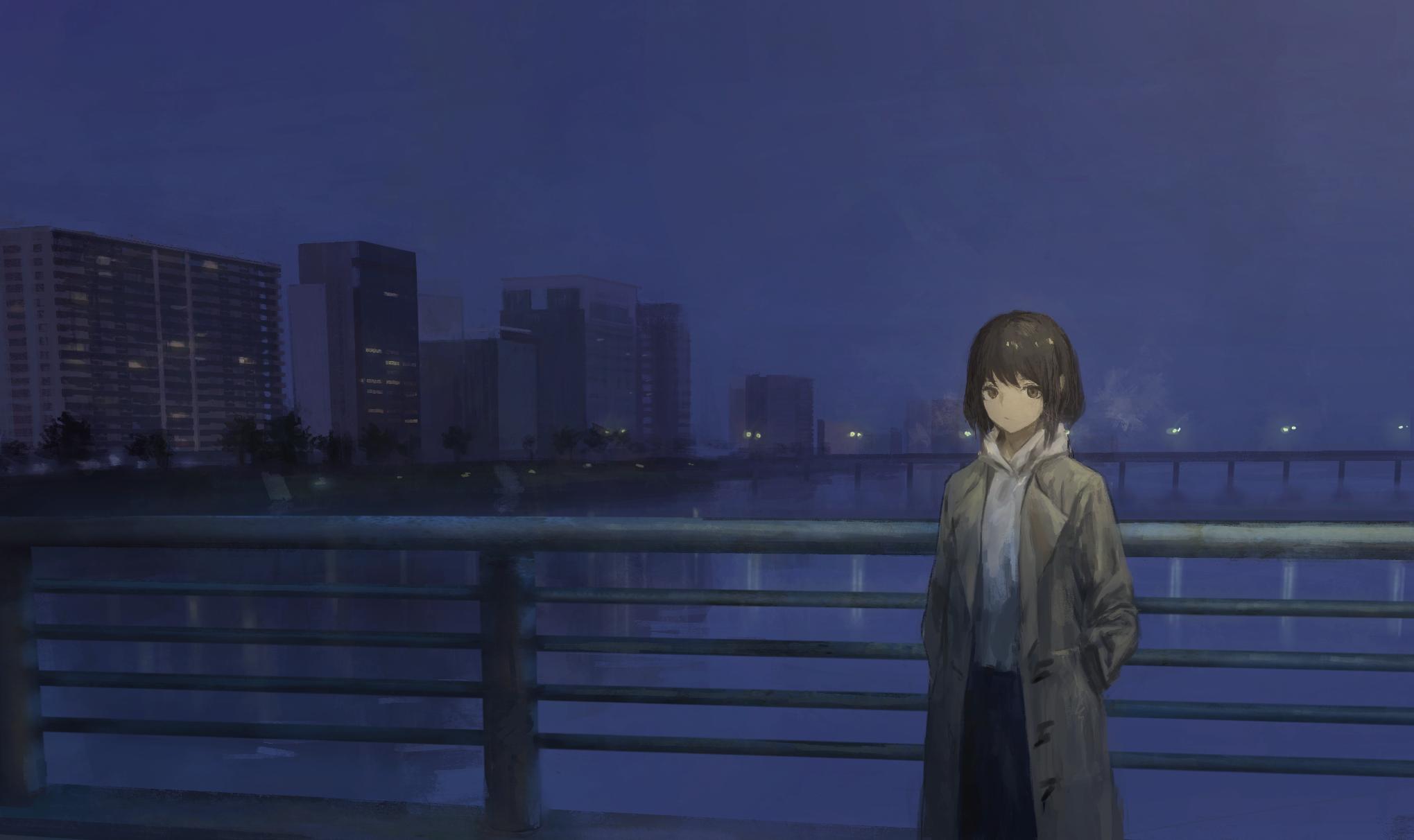 Anime Original 2039x1212