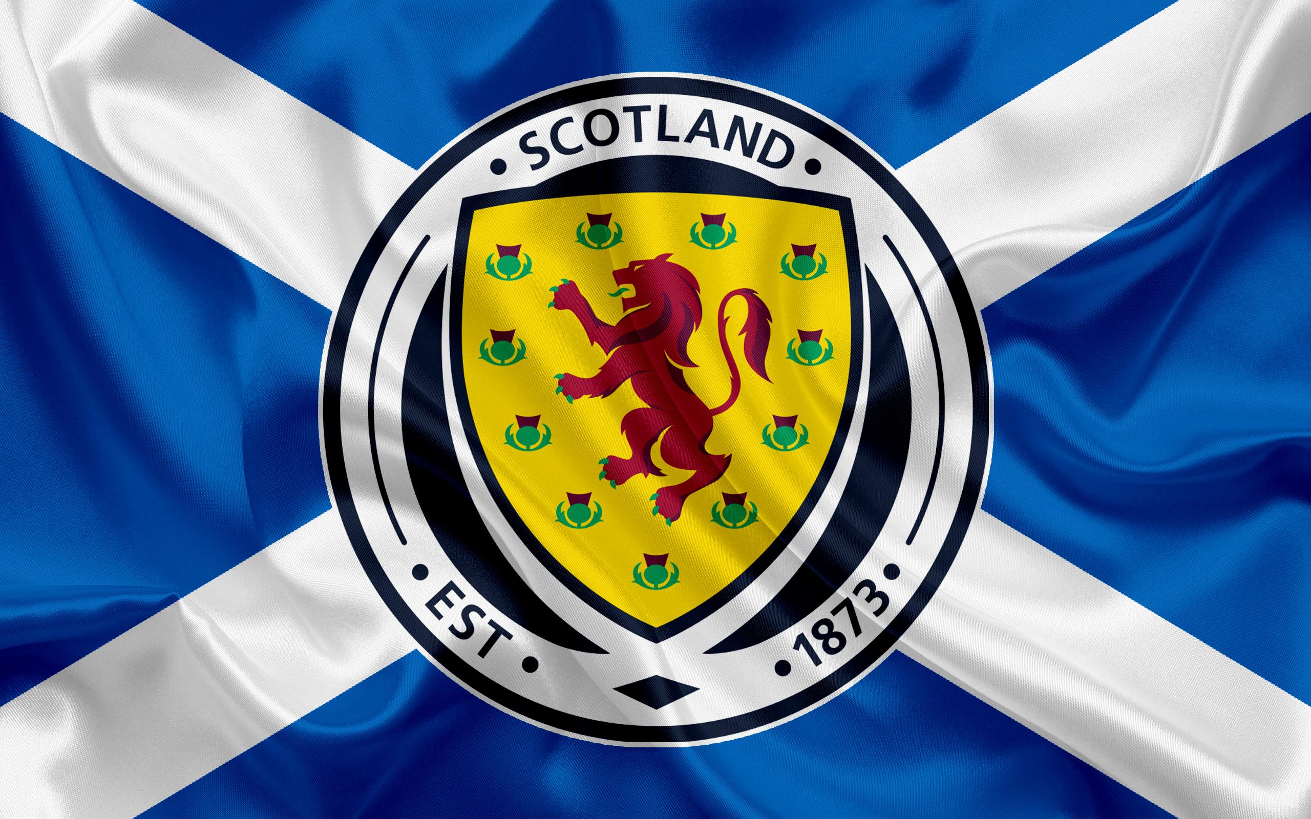 Emblem Logo Scotland Soccer 2560x1600