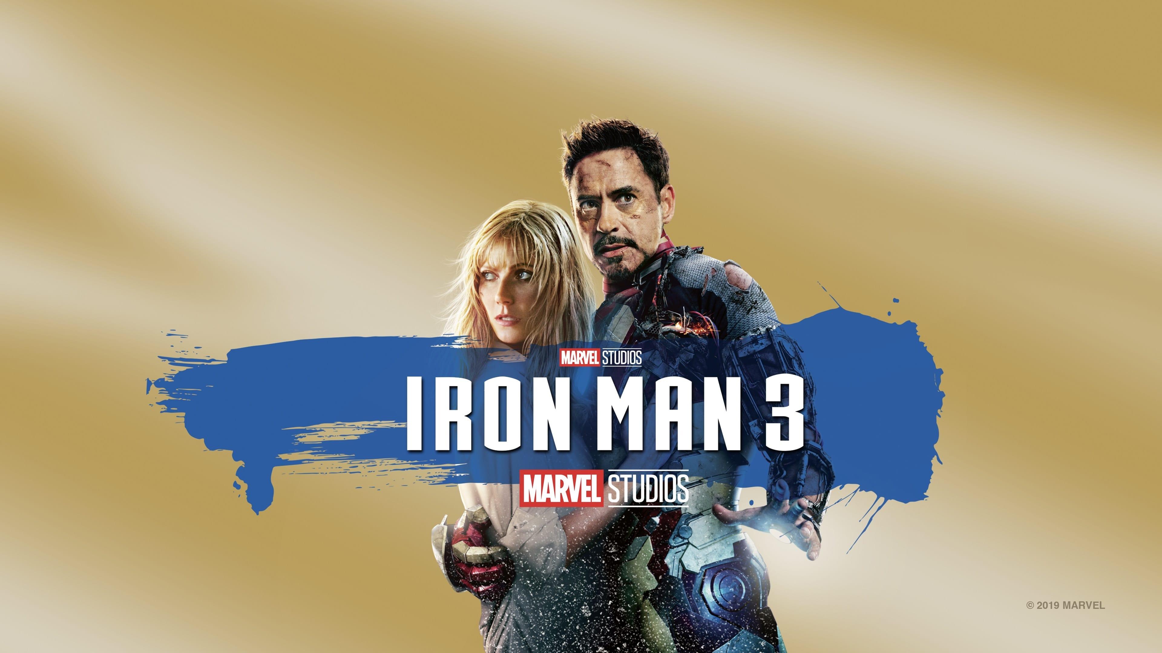Gwyneth Paltrow Iron Man Iron Man 3 Pepper Potts Robert Downey Jr Tony Stark 3840x2160