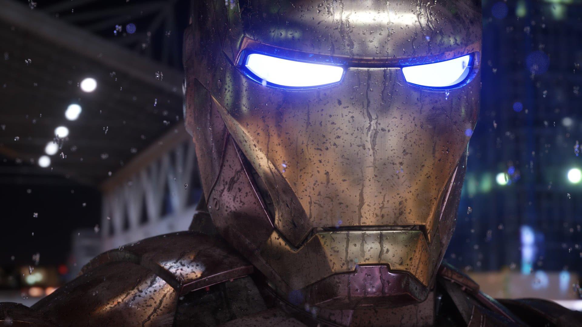 Iron Man Movies Marvel Cinematic Universe 1920x1080