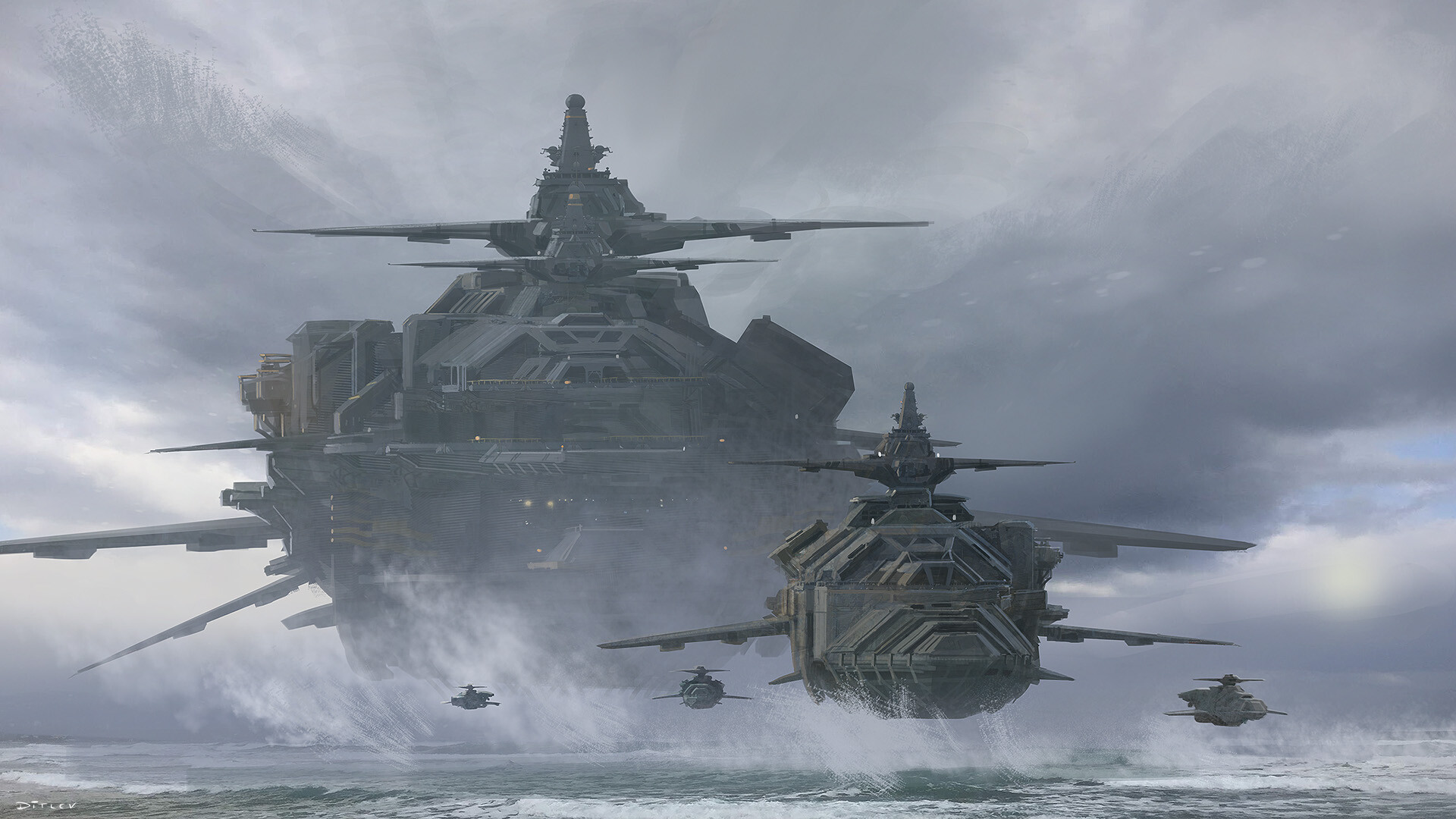 Battleship 1920x1080