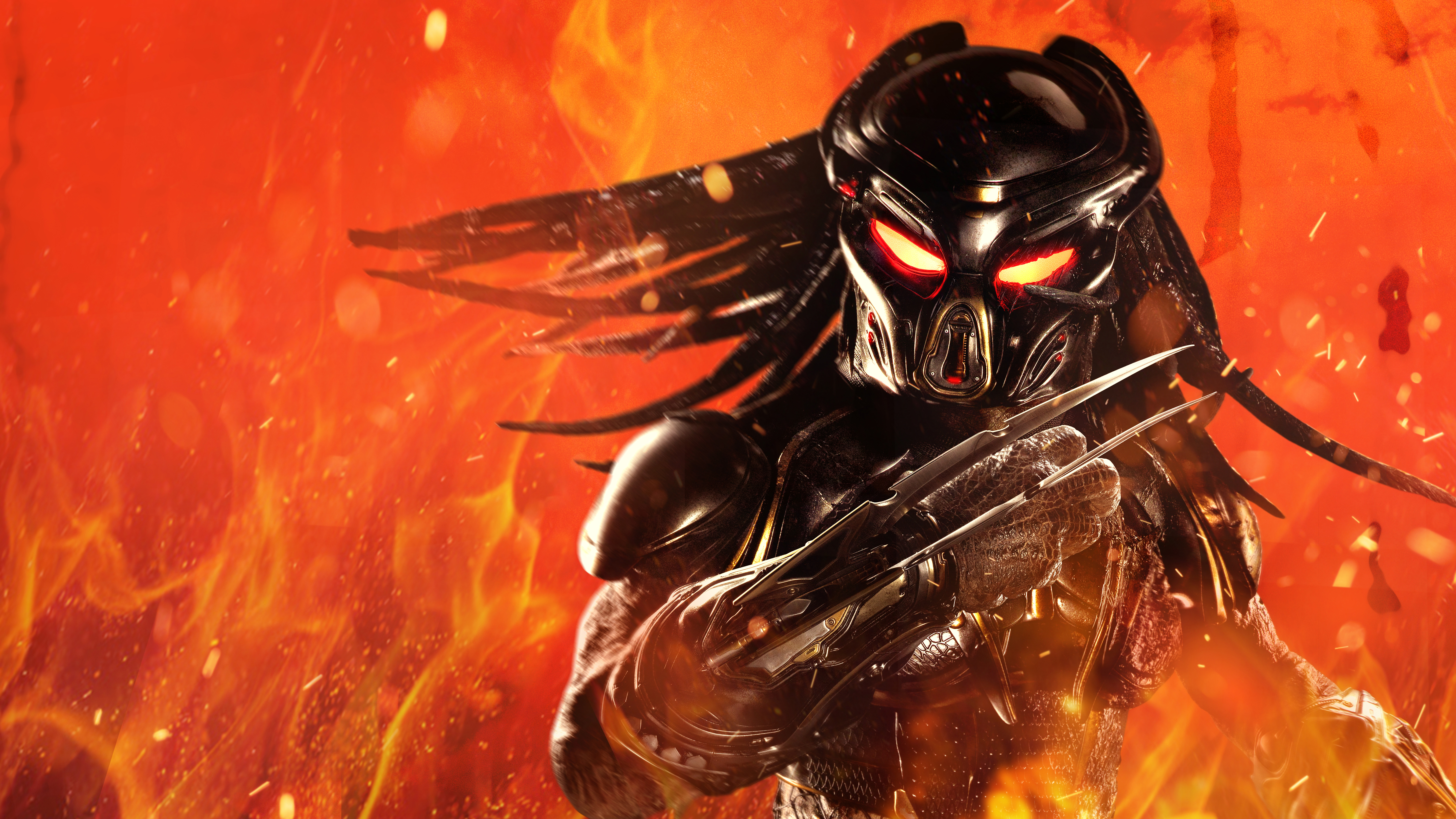 Movie The Predator 7680x4320
