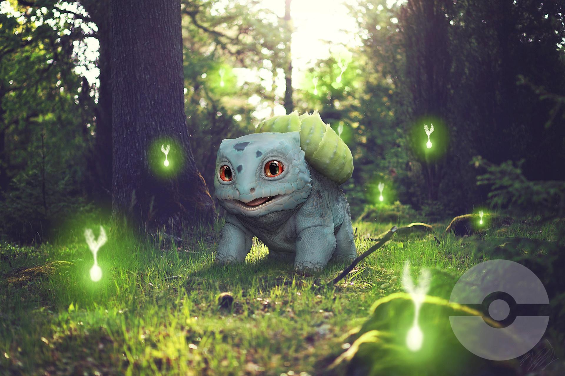 Bulbasaur Pokemon Pokemon 1920x1280