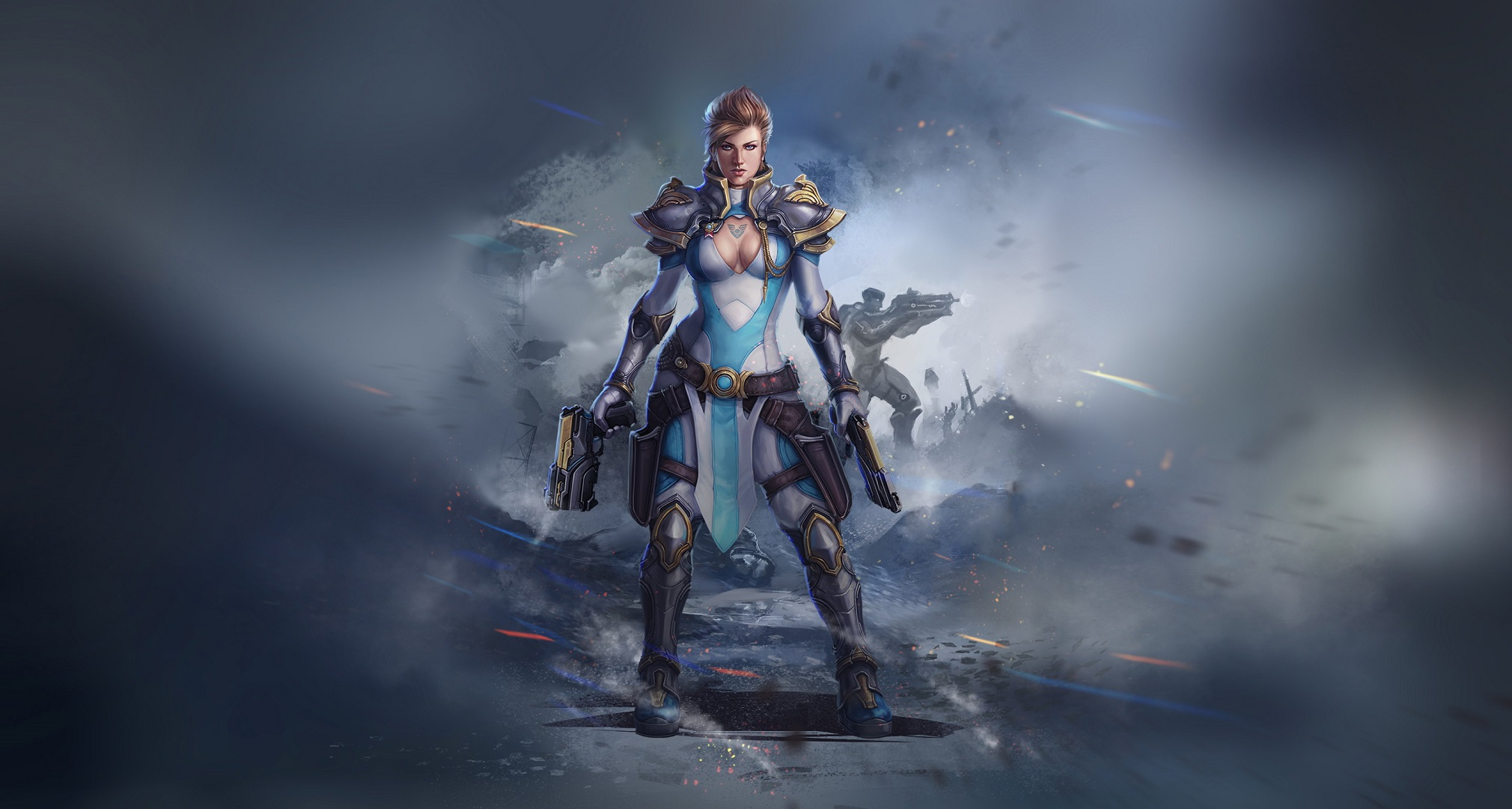 Fantasy Women Warrior 2020x1080