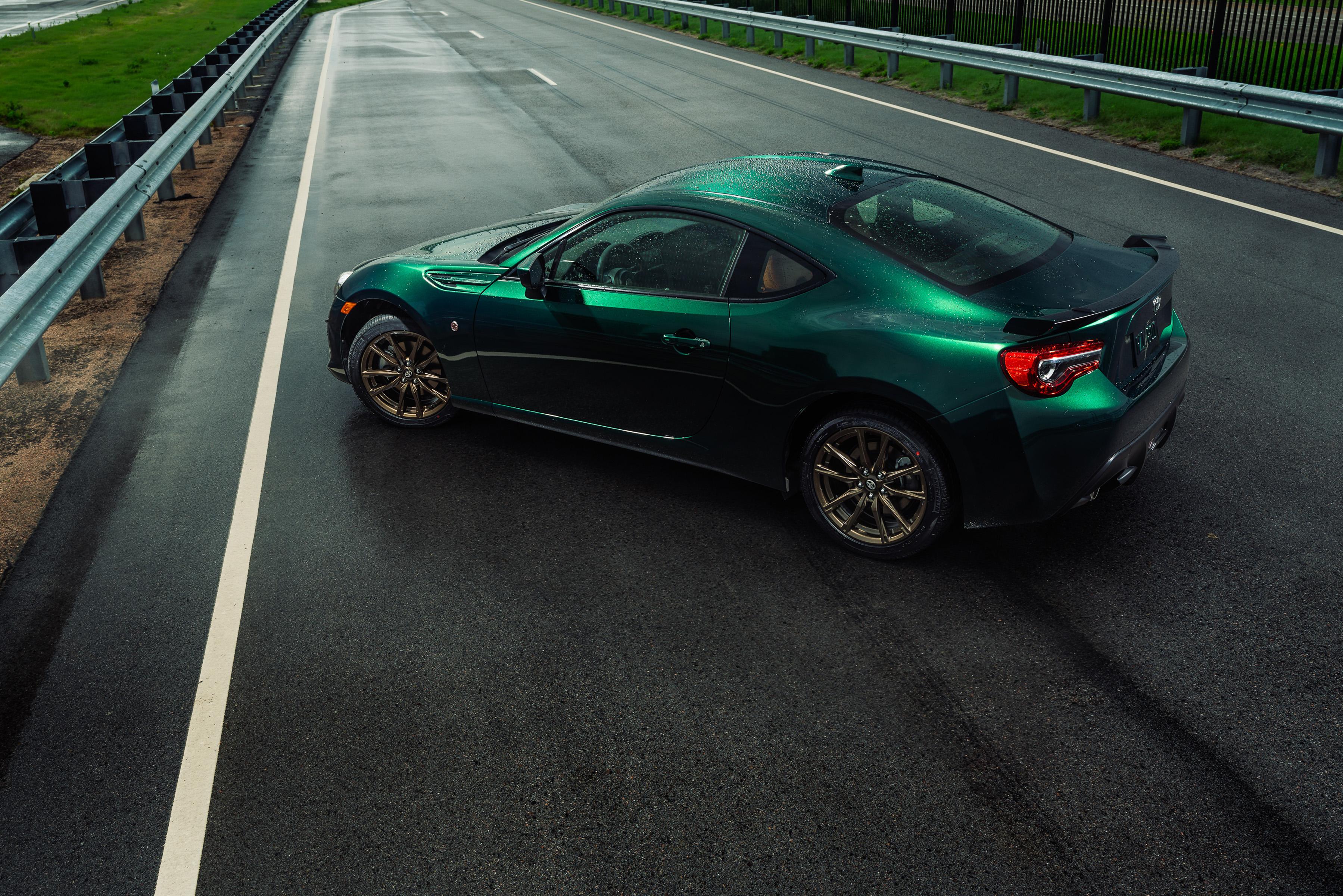 Car Green Car Sport Car Toyota Toyota 86 Vehicle 3598x2400